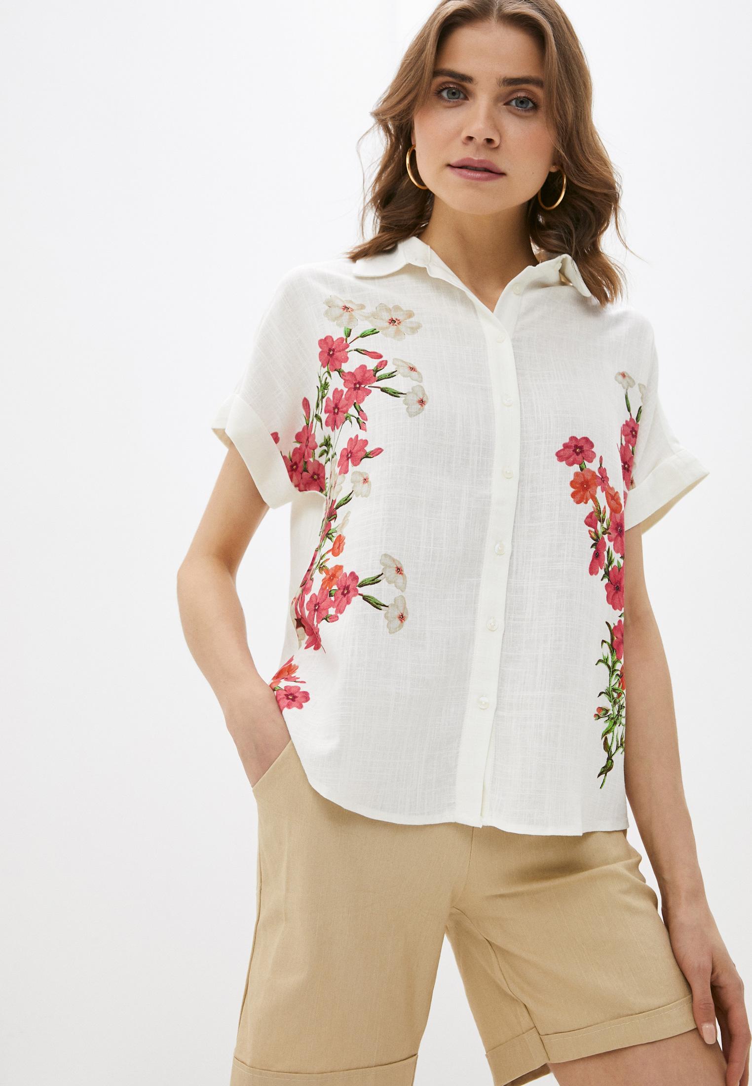 Блуза Desigual (Дезигуаль) 21SWCW34