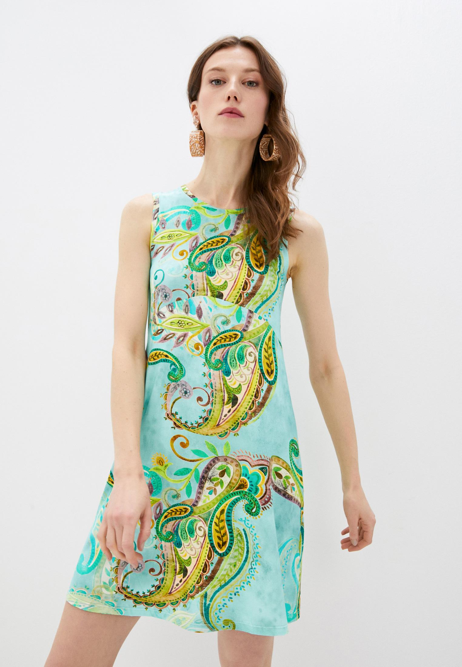 Платье Desigual (Дезигуаль) 21SWVKAQ