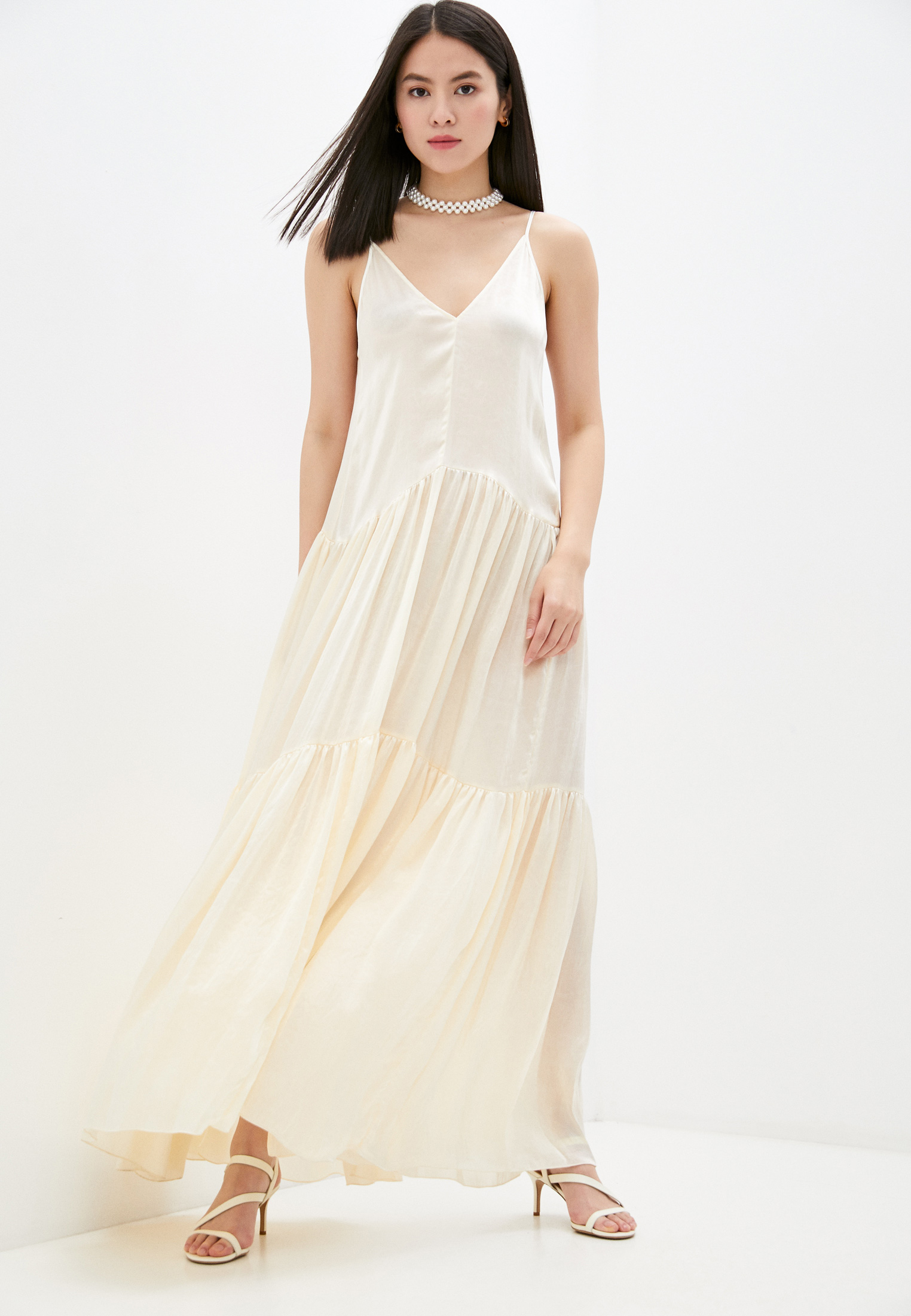 Женские платья-сарафаны Forte Forte 7254MYDRESS