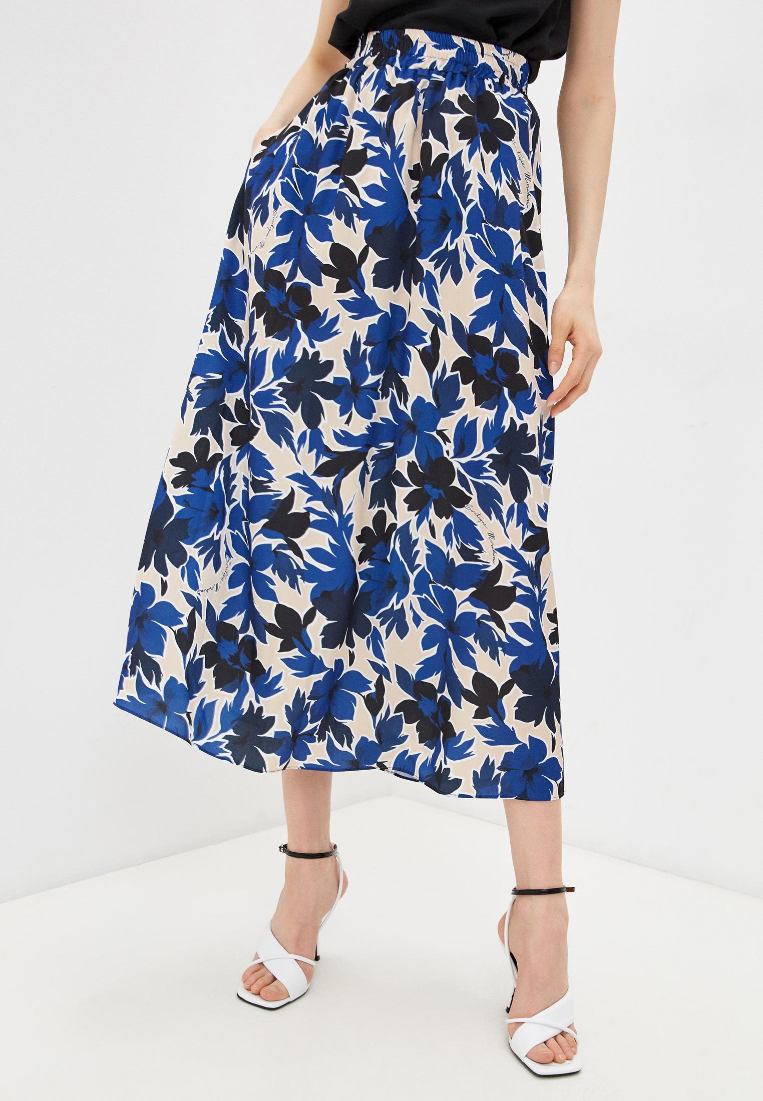 Широкая юбка Boutique Moschino A01021152