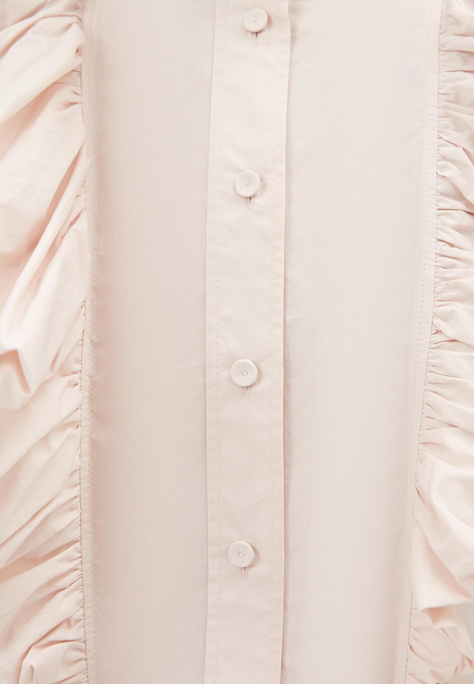 Блуза PHILOSOPHY DI LORENZO SERAFINI A02052126: изображение 7