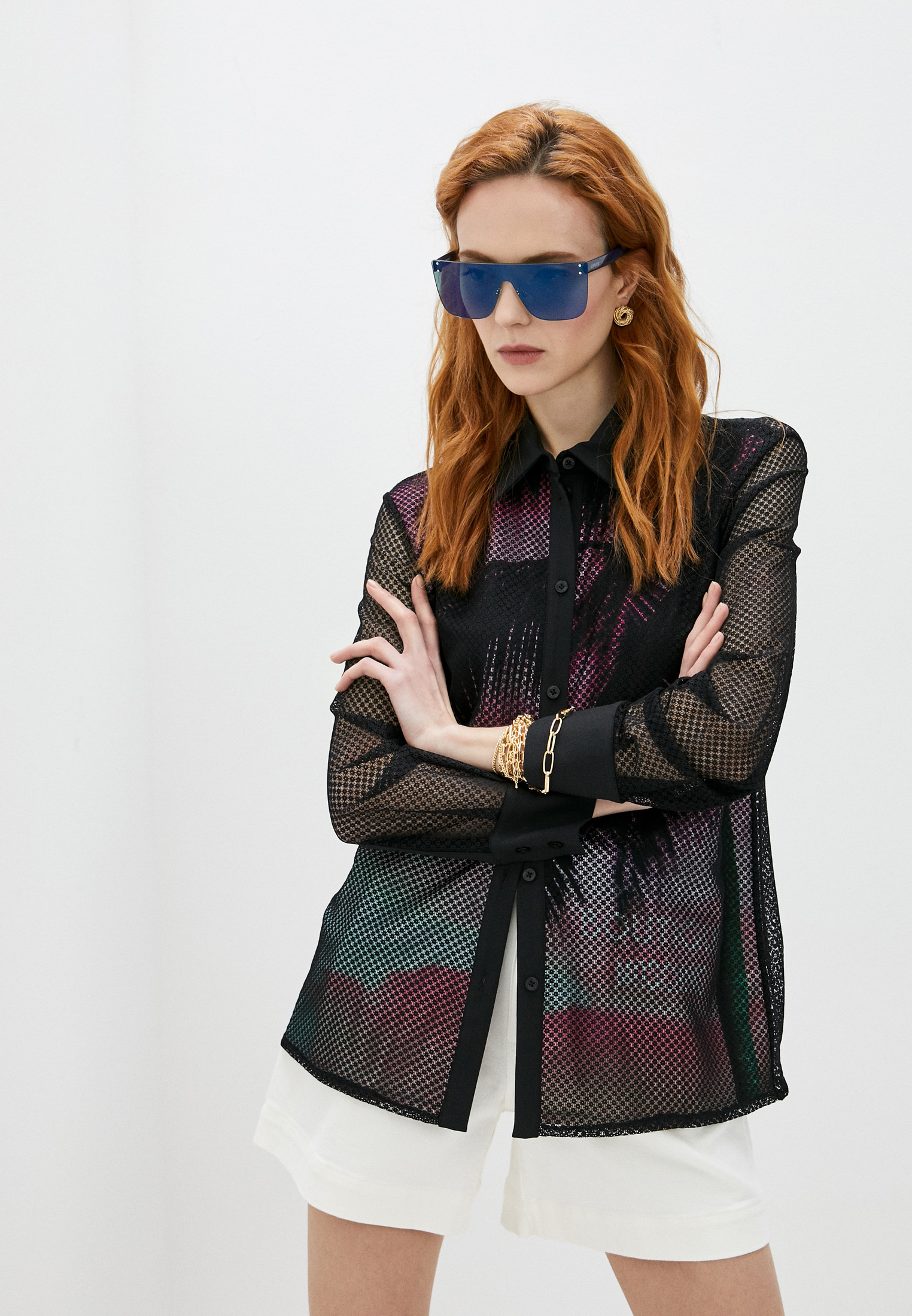 Блуза Boutique Moschino A02221138