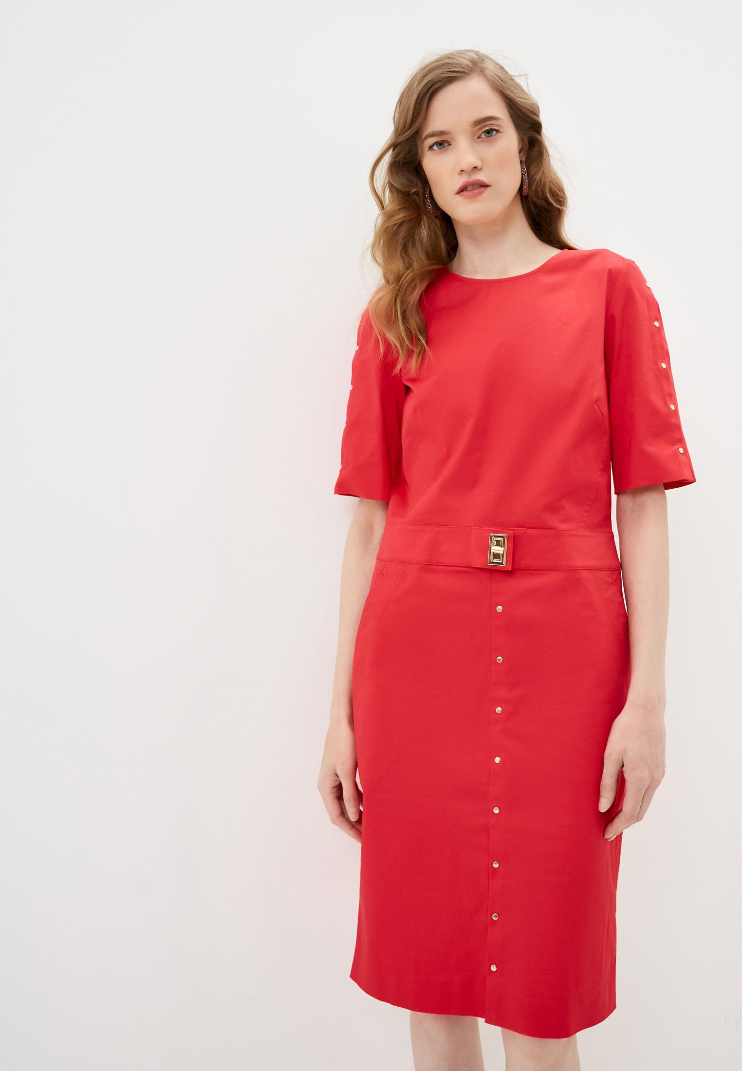 Повседневное платье Boutique Moschino Платье Boutique Moschino