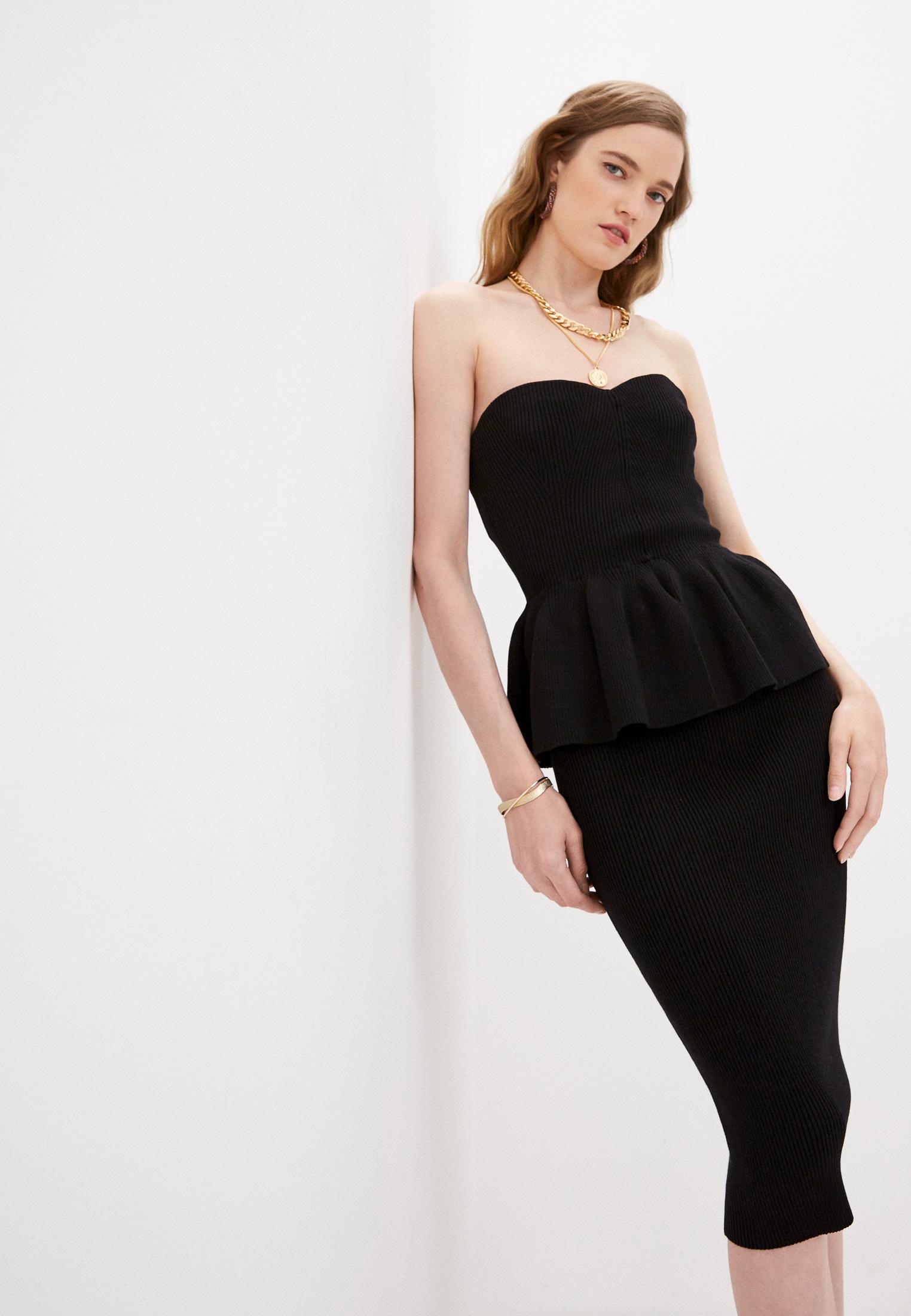 Вечернее / коктейльное платье PHILOSOPHY DI LORENZO SERAFINI A04892100