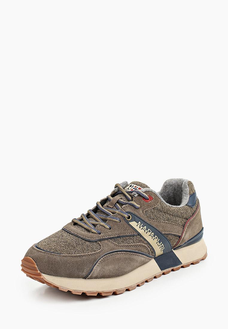 Мужские кроссовки Napapijri NA4DXA: изображение 2