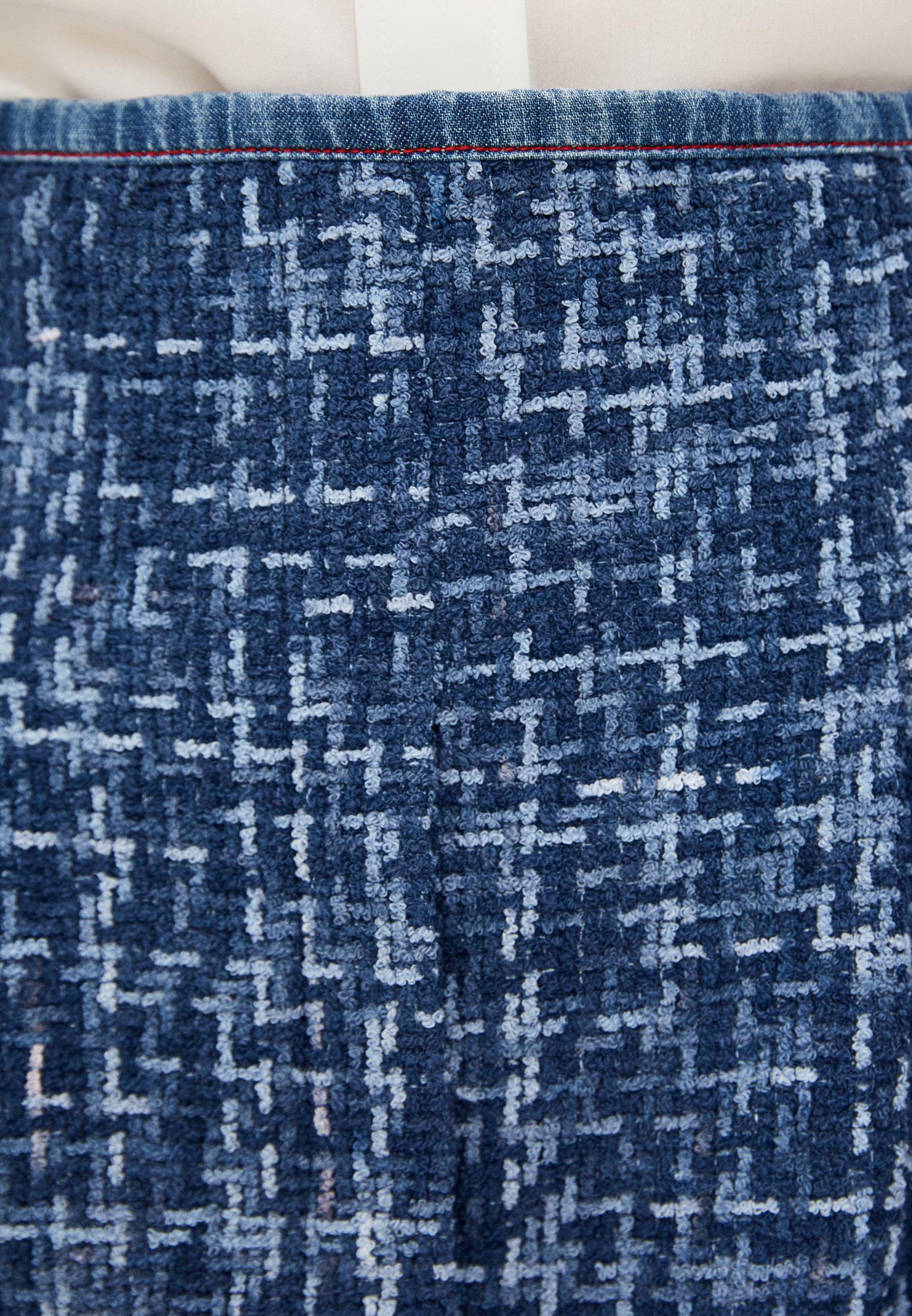 Узкая юбка PHILOSOPHY DI LORENZO SERAFINI V01172139: изображение 5