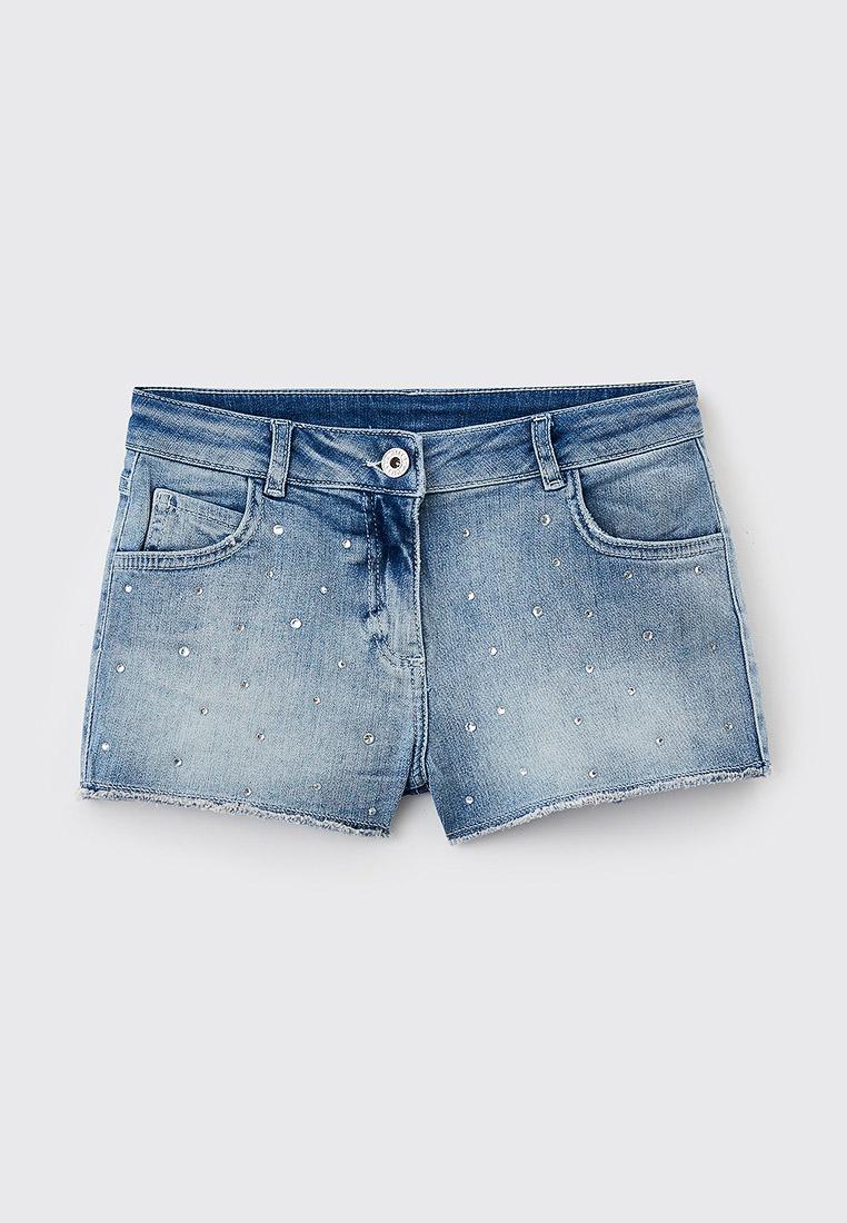 Шорты для девочек Twinset Milano Шорты джинсовые Twinset Milano