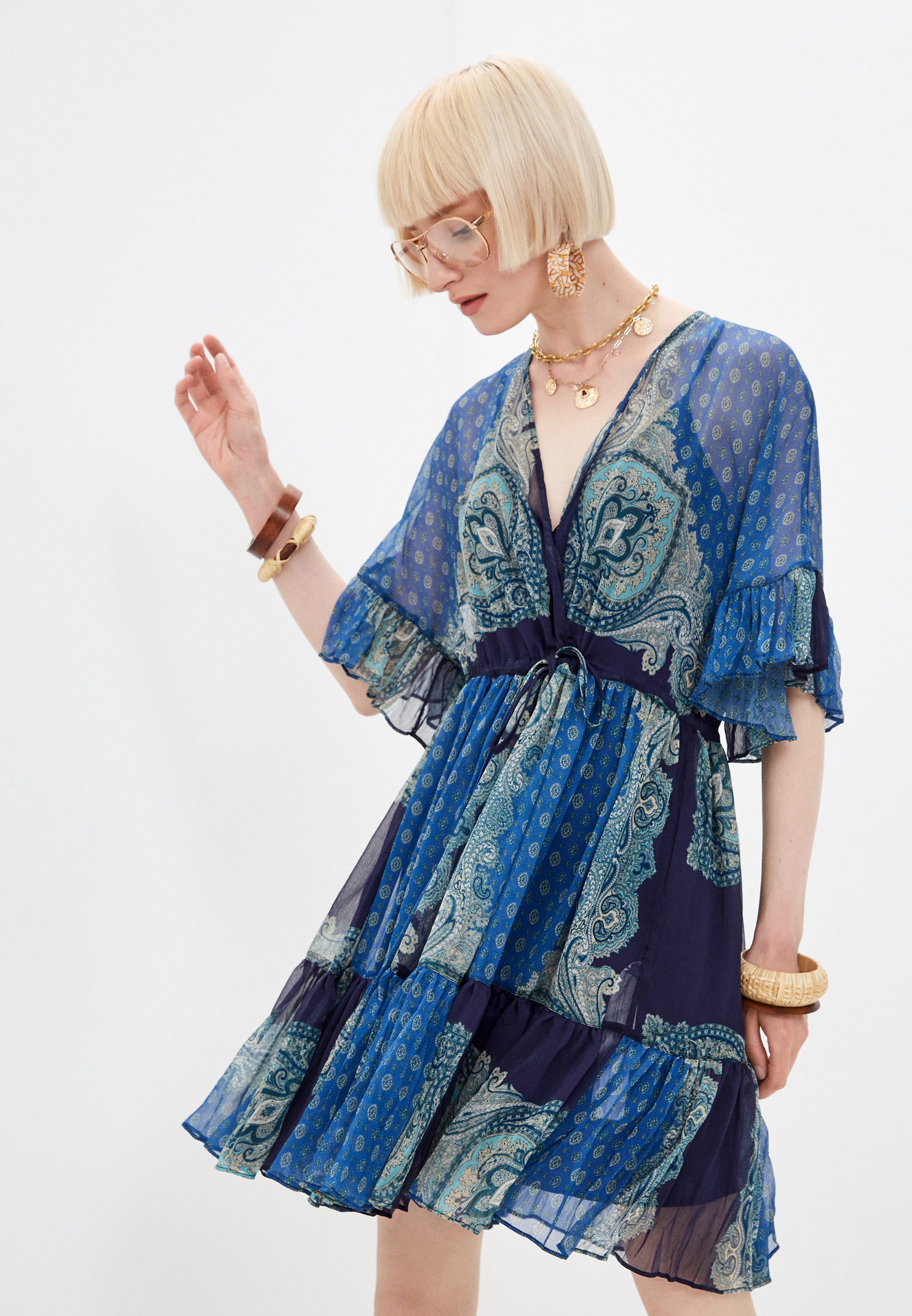 Повседневное платье Twinset Milano 211TT2212