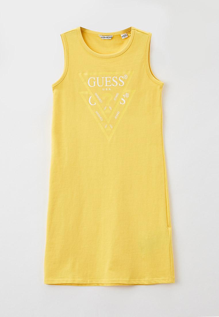 Повседневное платье Guess (Гесс) J92K57 K82F0