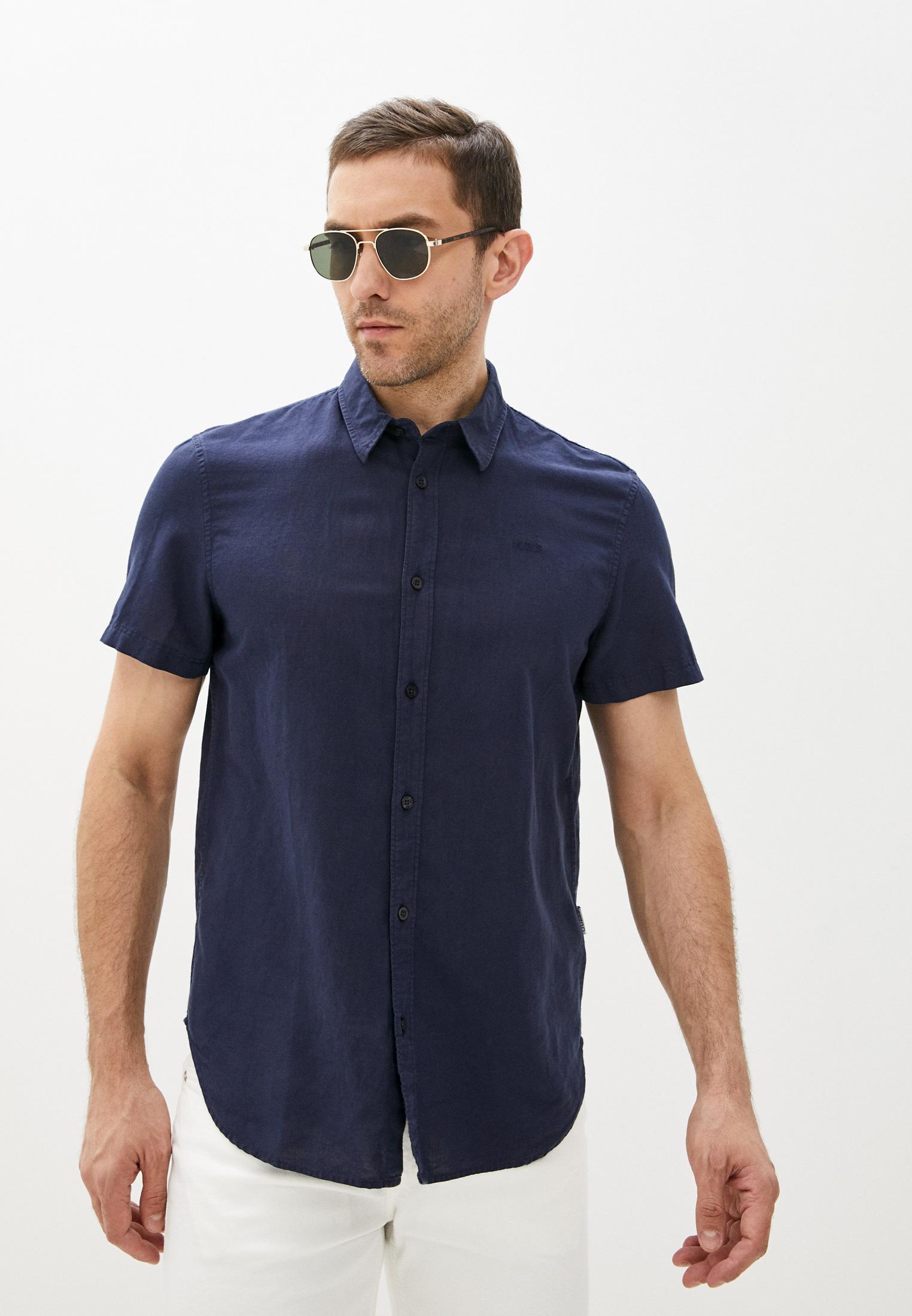 Рубашка с длинным рукавом Guess Jeans M1GH26 WDU11