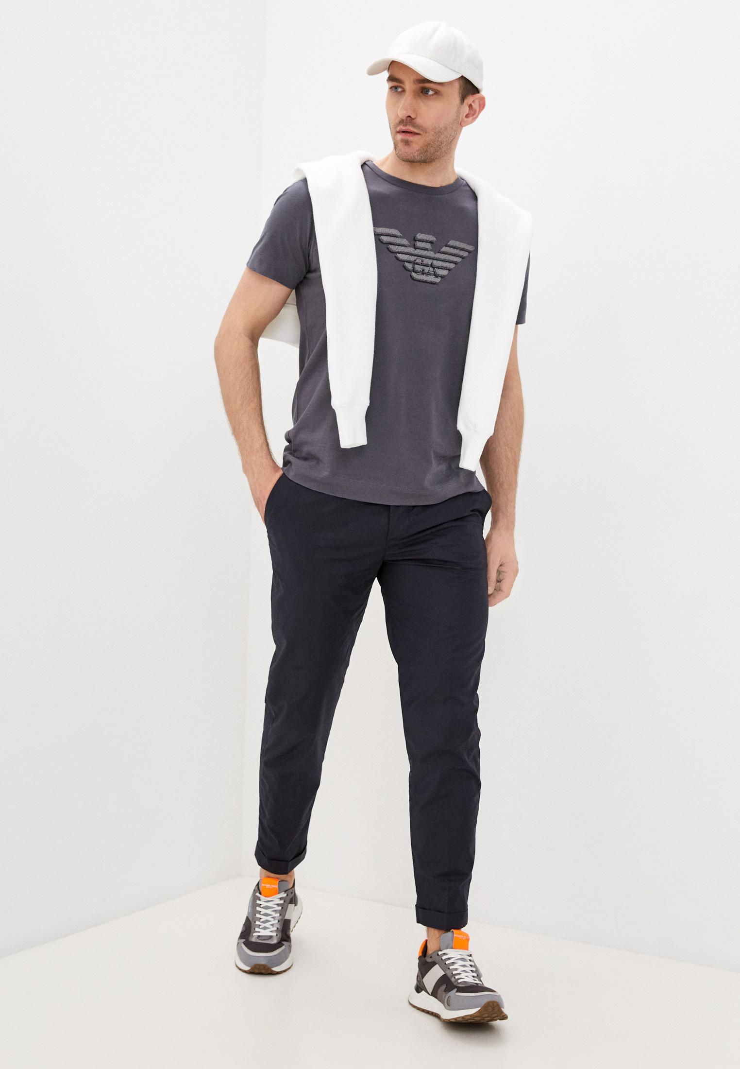 Мужские повседневные брюки Emporio Armani 3K1PN61NWWZ: изображение 3