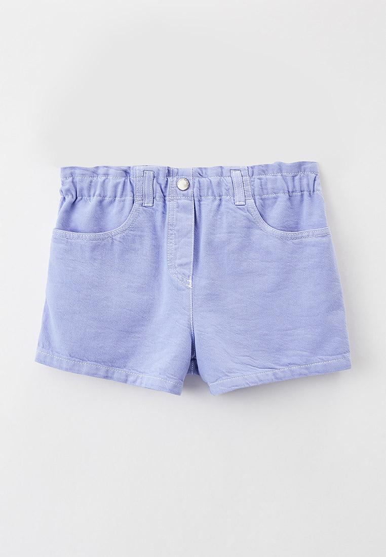 Шорты для девочек Emporio Armani Шорты джинсовые Emporio Armani