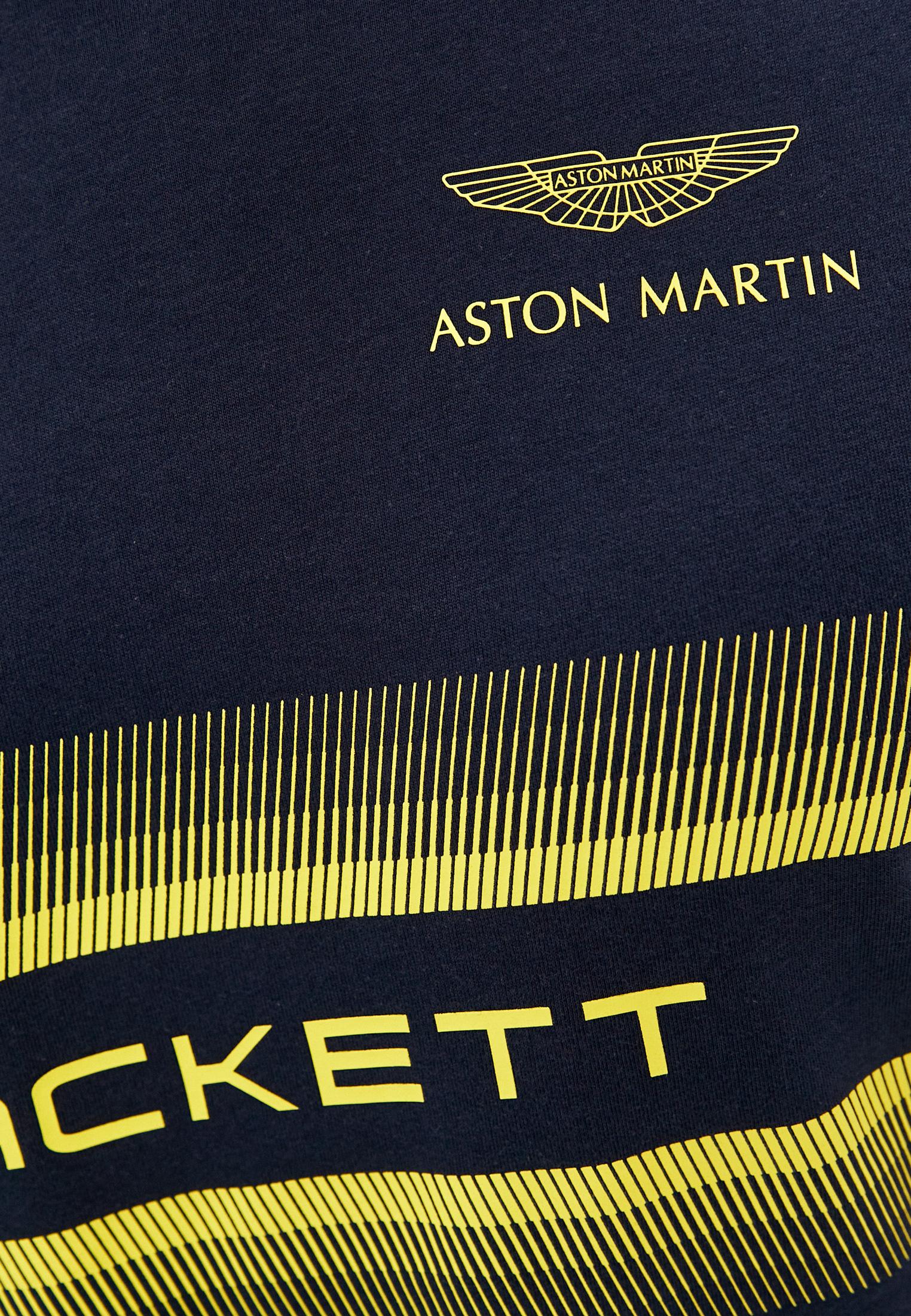 Футболка Aston Martin Racing by Hackett HM500526: изображение 5
