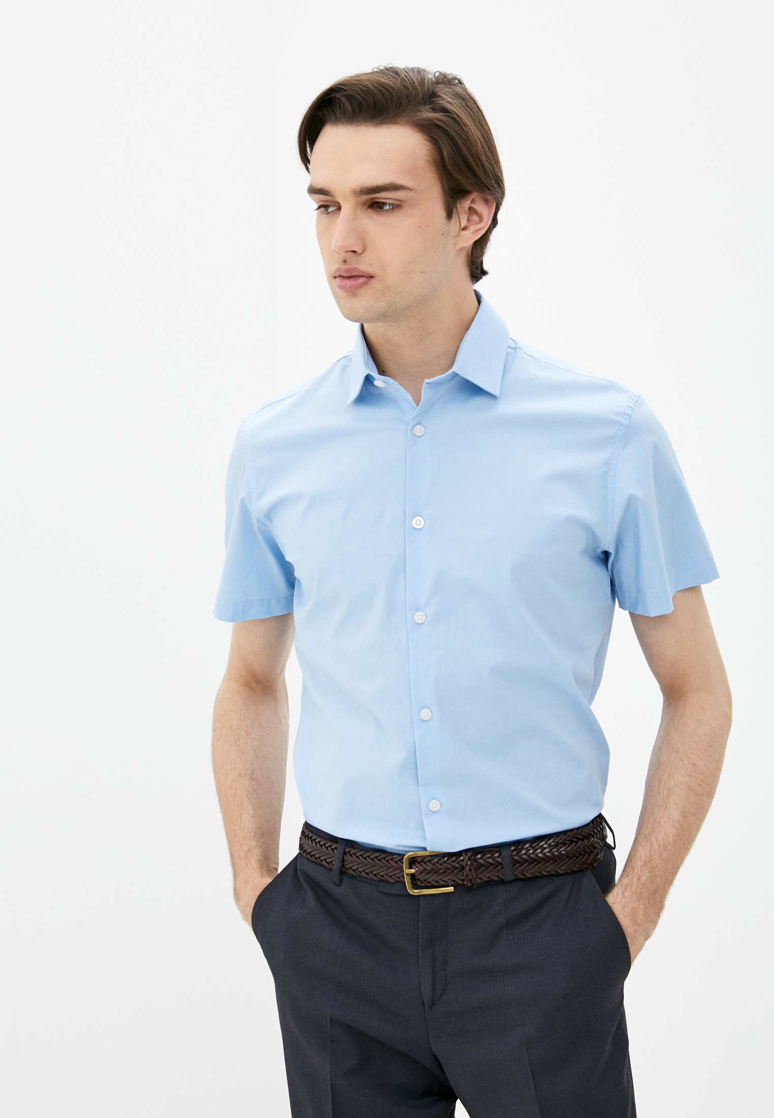 Рубашка с длинным рукавом Selected Homme 16079569