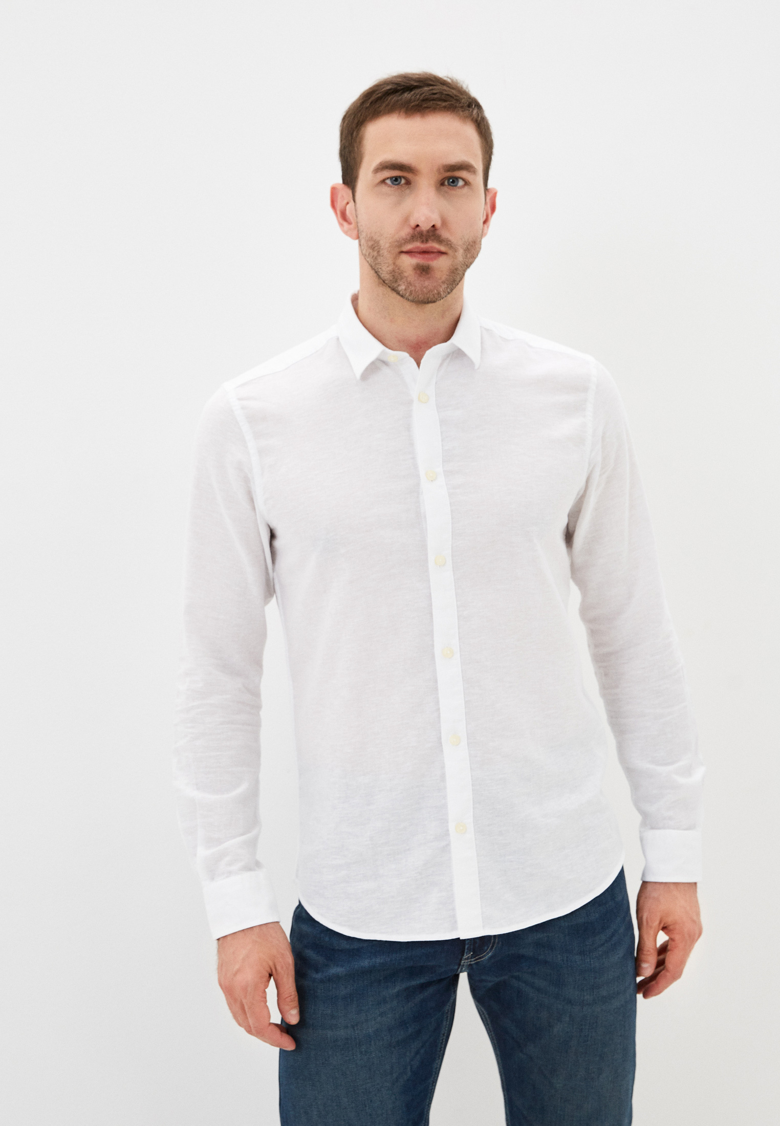 Рубашка с длинным рукавом Only & Sons (Онли Энд Санс) 22012321