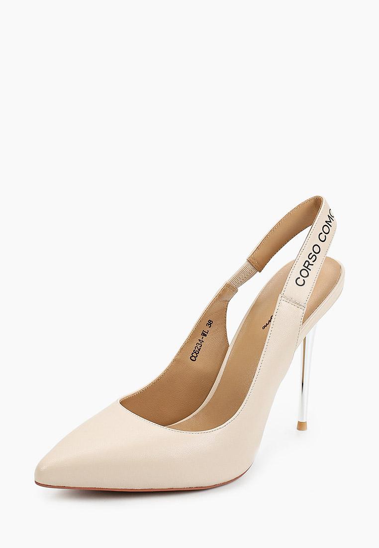 Женские туфли CorsoComo (Корсо Комо) CC6234-WL: изображение 2