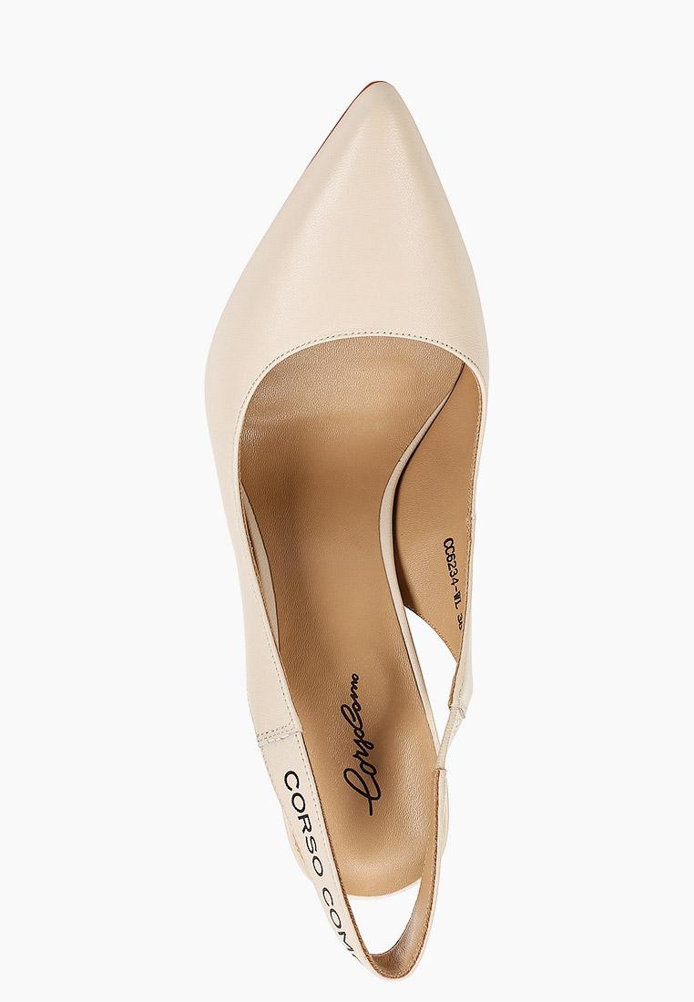 Женские туфли CorsoComo (Корсо Комо) CC6234-WL: изображение 4