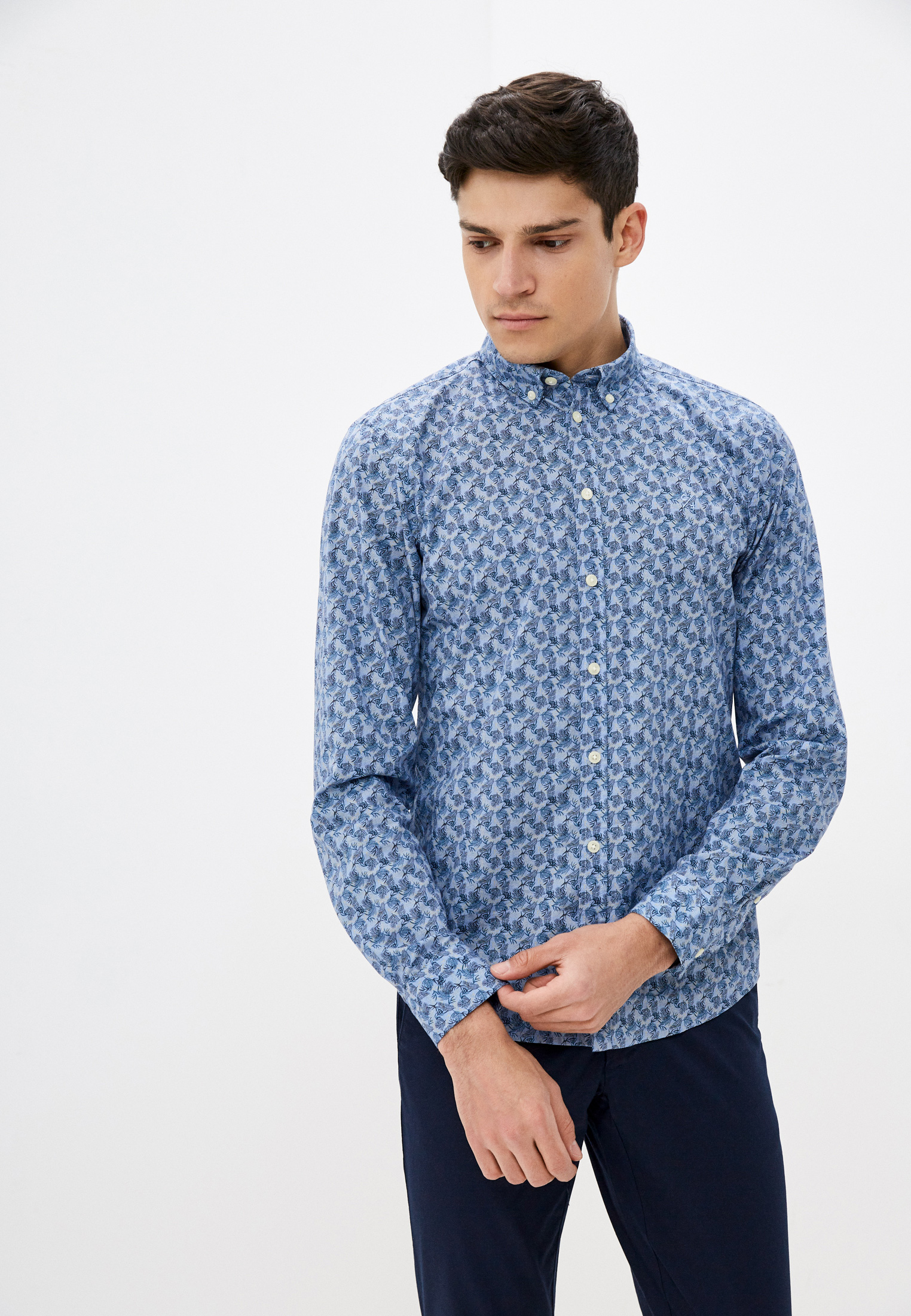 Рубашка с длинным рукавом Casual Friday by Blend Рубашка Casual Friday by Blend