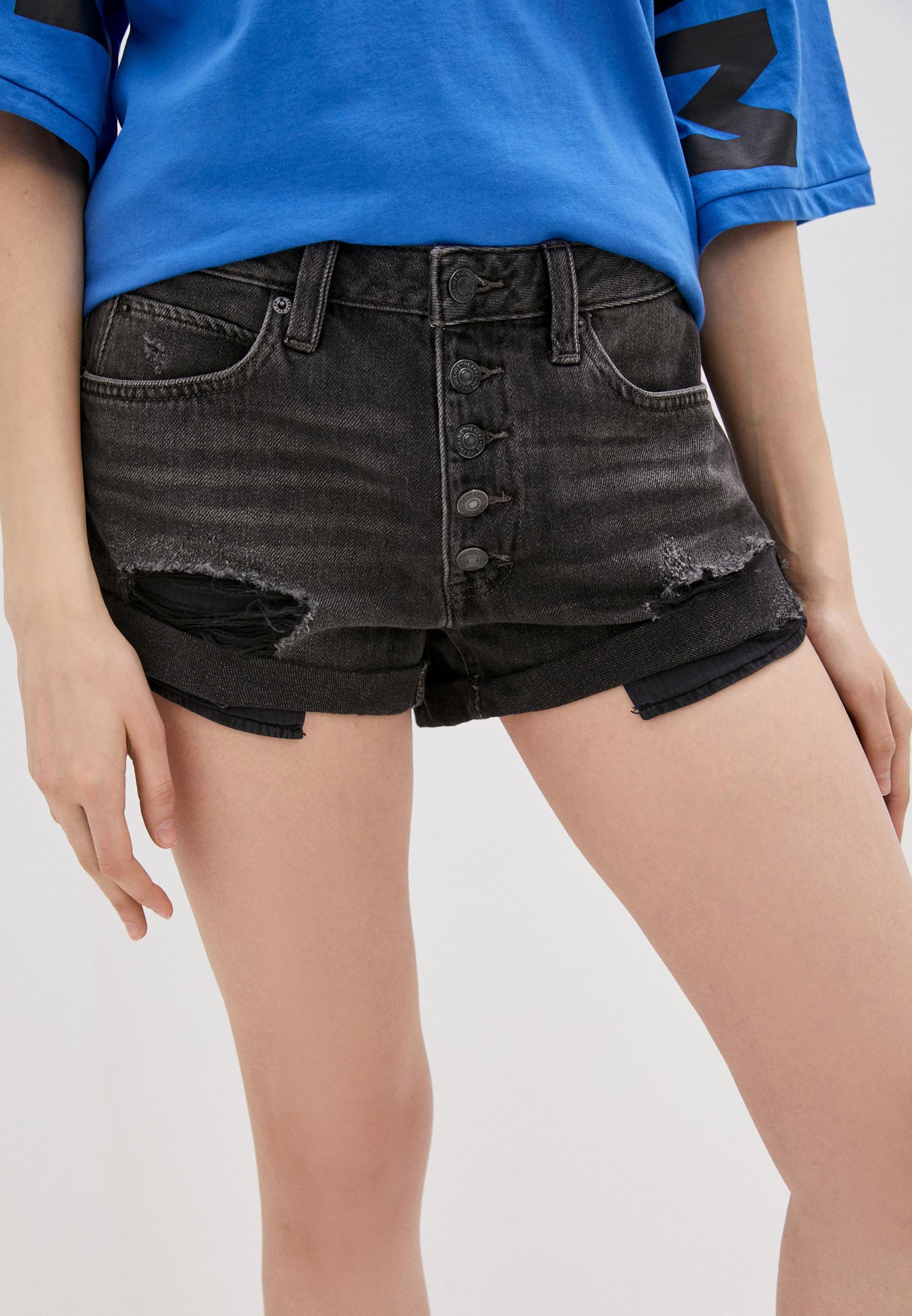 Женские джинсовые шорты Free People Шорты джинсовые Free People