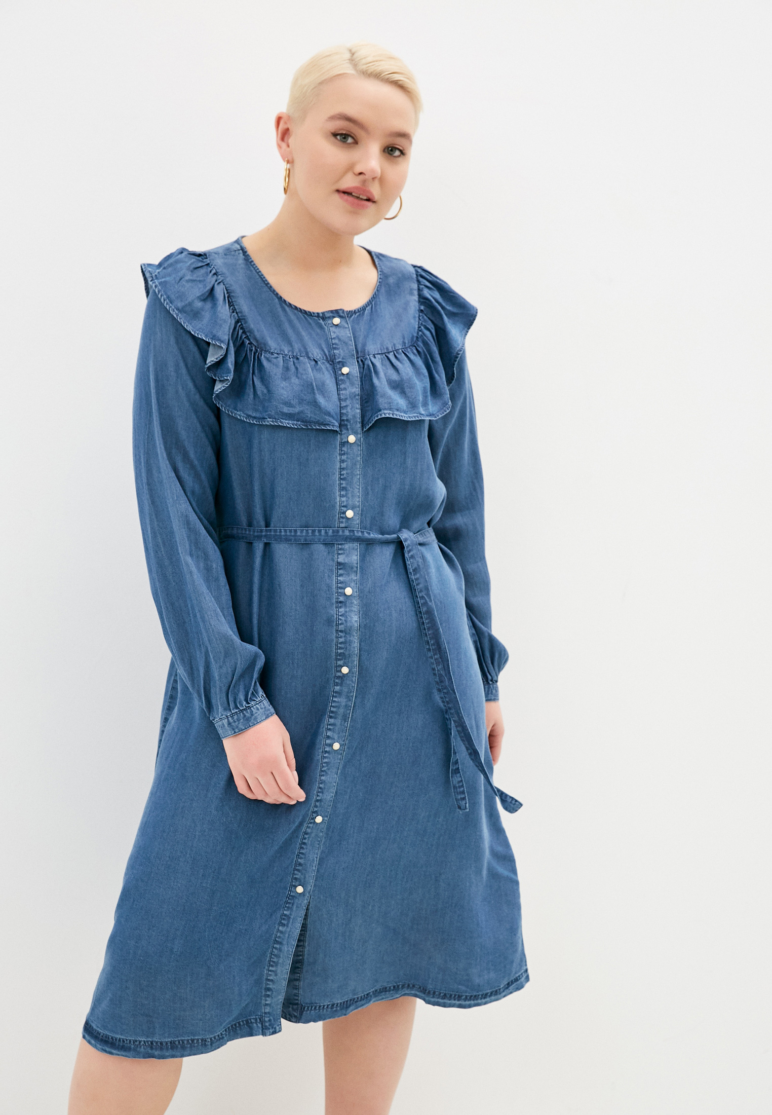 Платье Vero Moda Curve 10244000