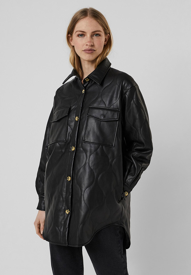 Кожаная куртка Vero Moda 10246923