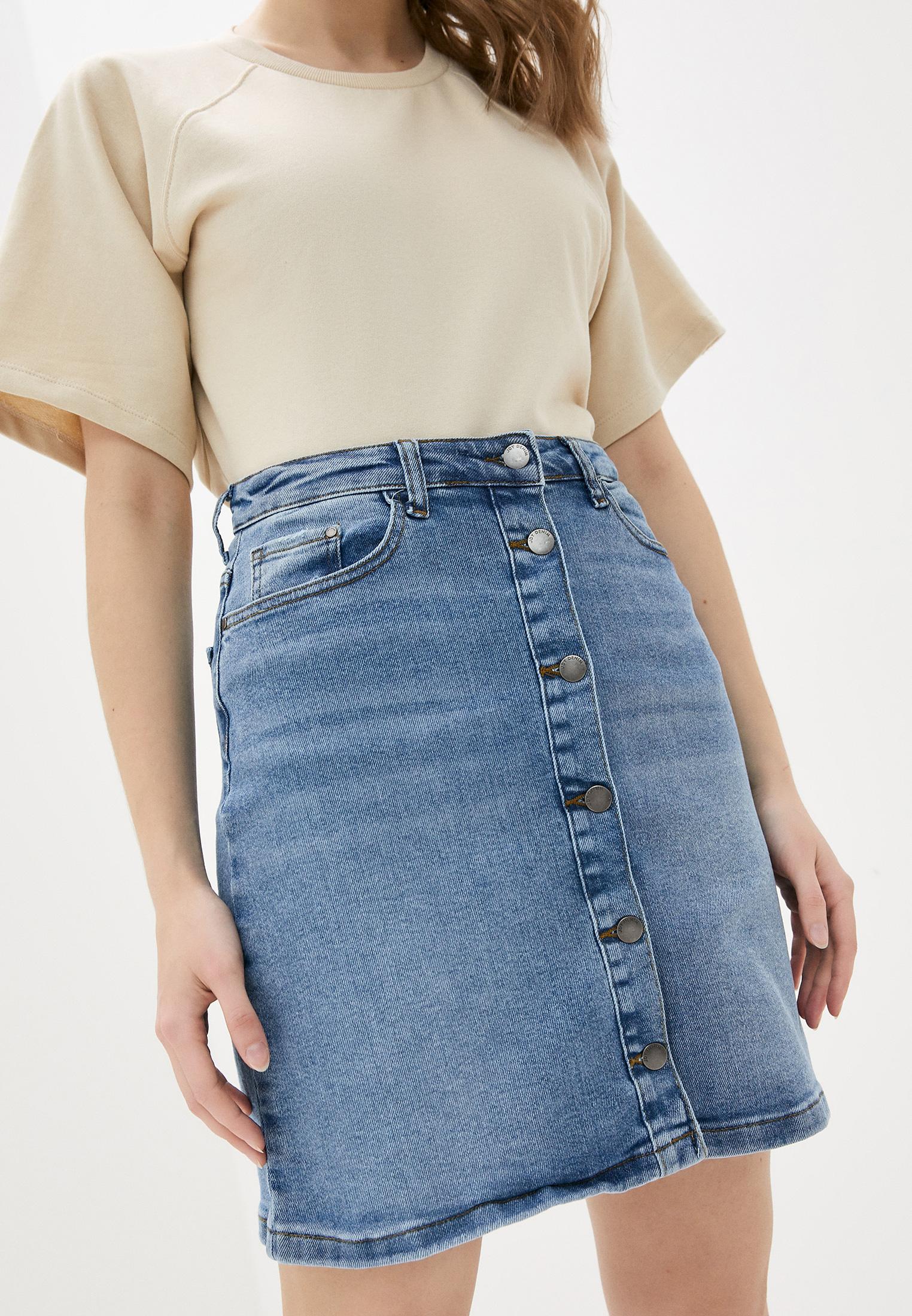 Джинсовая юбка Jacqueline de Yong 15226758