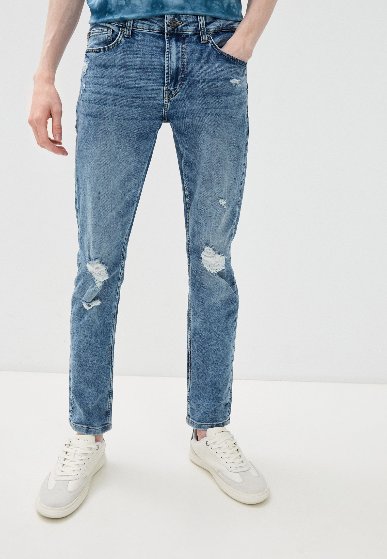 Зауженные джинсы Only & Sons (Онли Энд Санс) 22019108