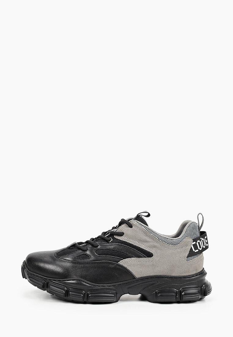 Мужские кроссовки El Tempo CRA574_200623-A_BLACK