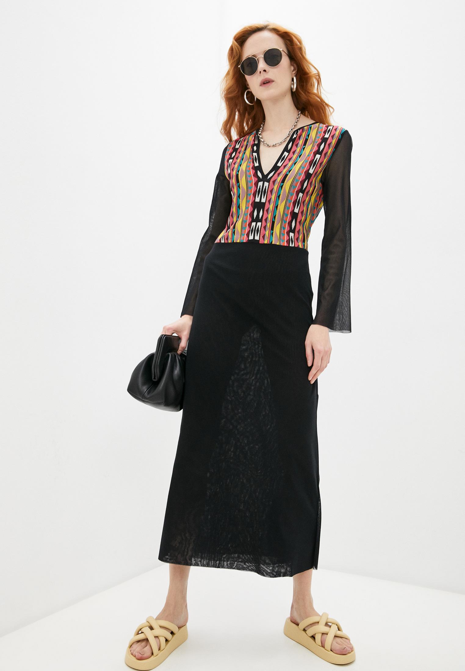 Повседневное платье Fuzzi F13433