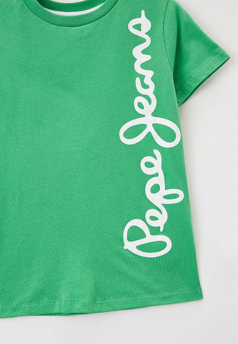 Футболка с коротким рукавом Pepe Jeans (Пепе Джинс) PB501279: изображение 3