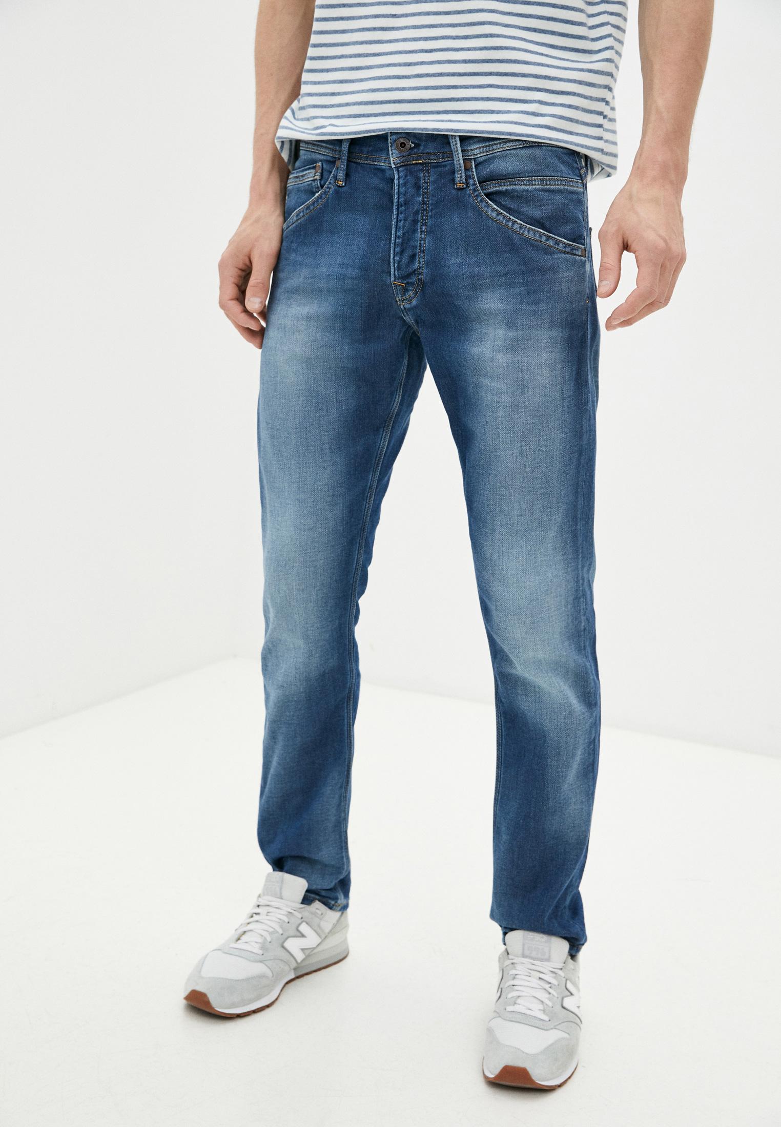 Зауженные джинсы Pepe Jeans (Пепе Джинс) PM201100HB1