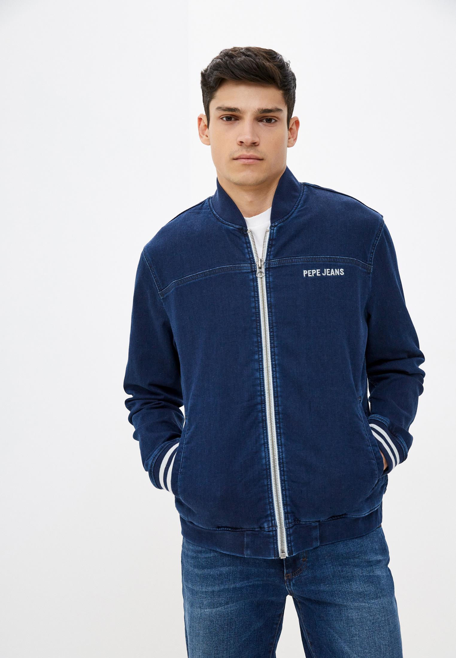 Джинсовая куртка Pepe Jeans (Пепе Джинс) PM402399