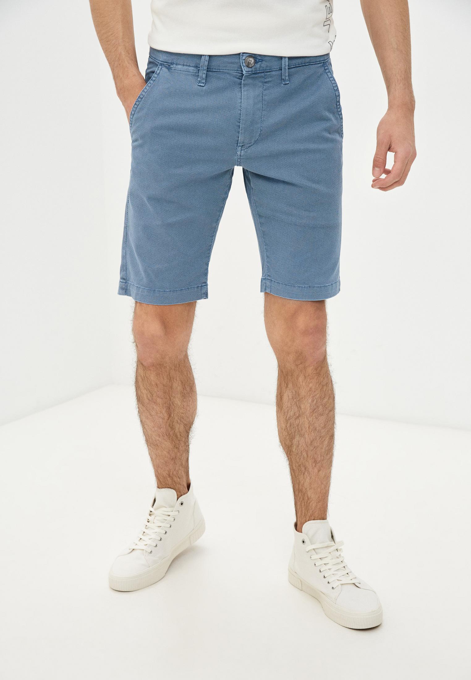 Мужские повседневные шорты Pepe Jeans (Пепе Джинс) PM800835YH0: изображение 1
