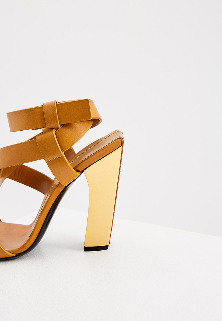Женские босоножки Tom Ford 2058T-SVC-WHY: изображение 4