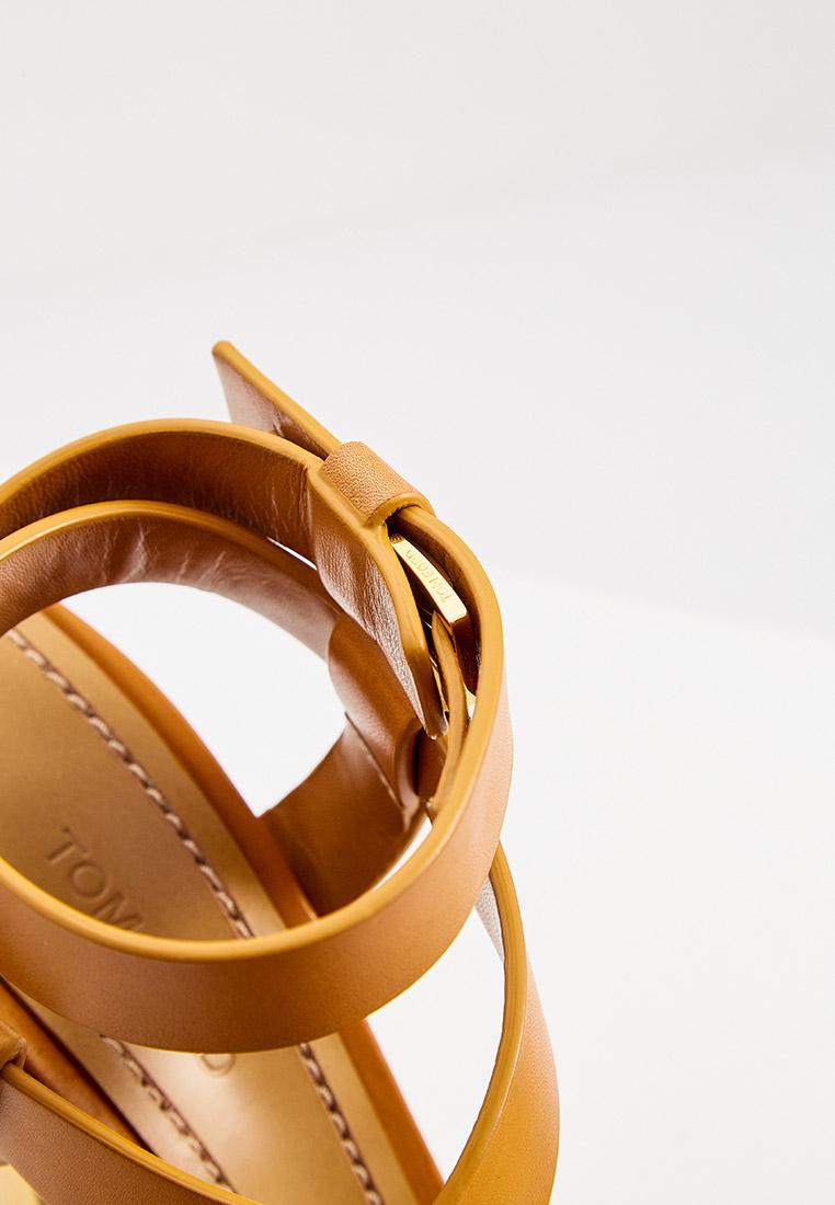 Женские босоножки Tom Ford 2058T-SVC-WHY: изображение 5