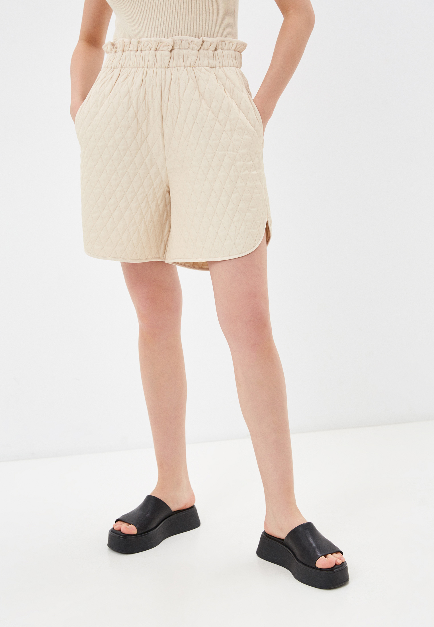 Женские повседневные шорты Ichi (Ичи) Шорты Ichi
