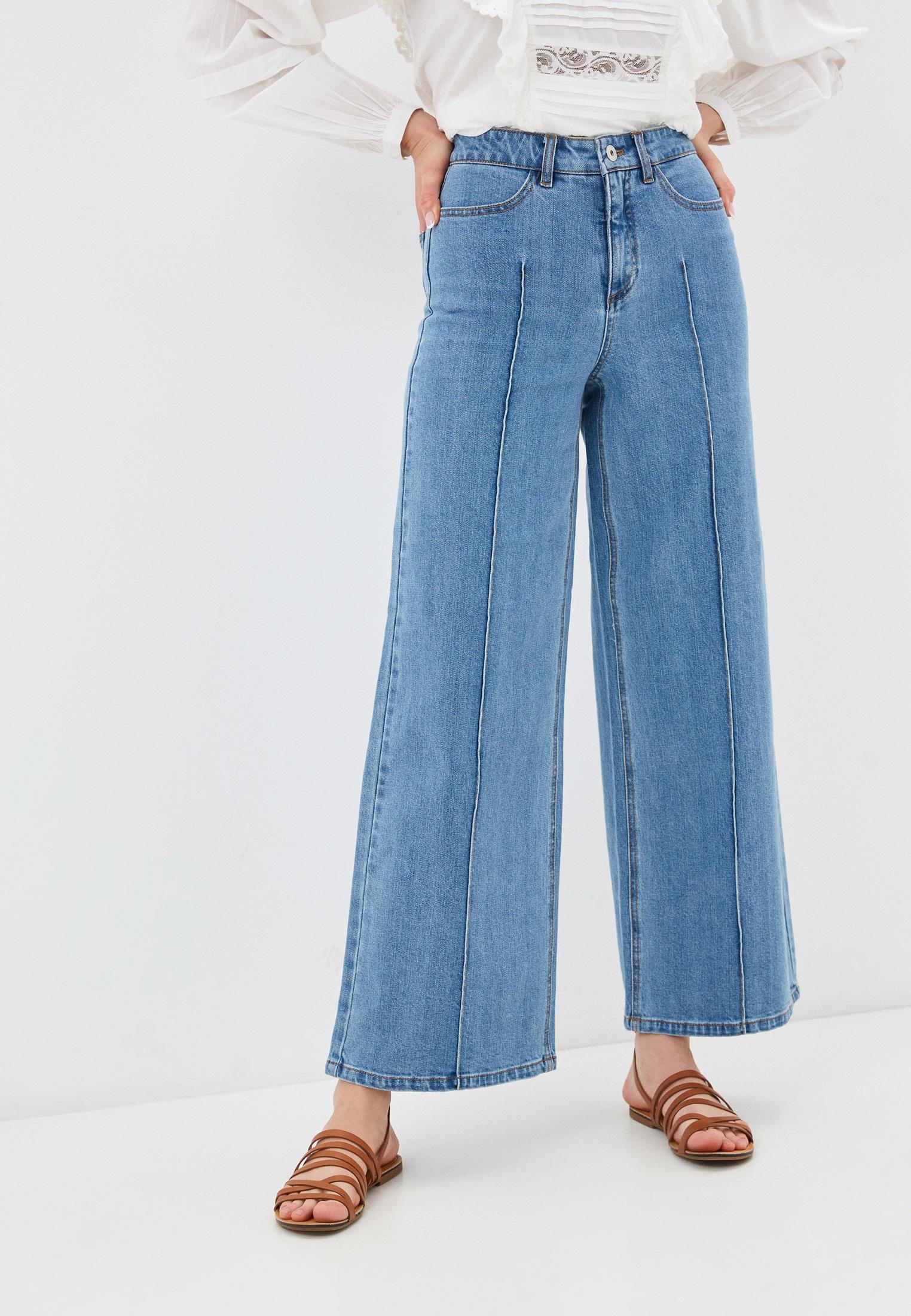 Широкие и расклешенные джинсы Ichi (Ичи) 20114198