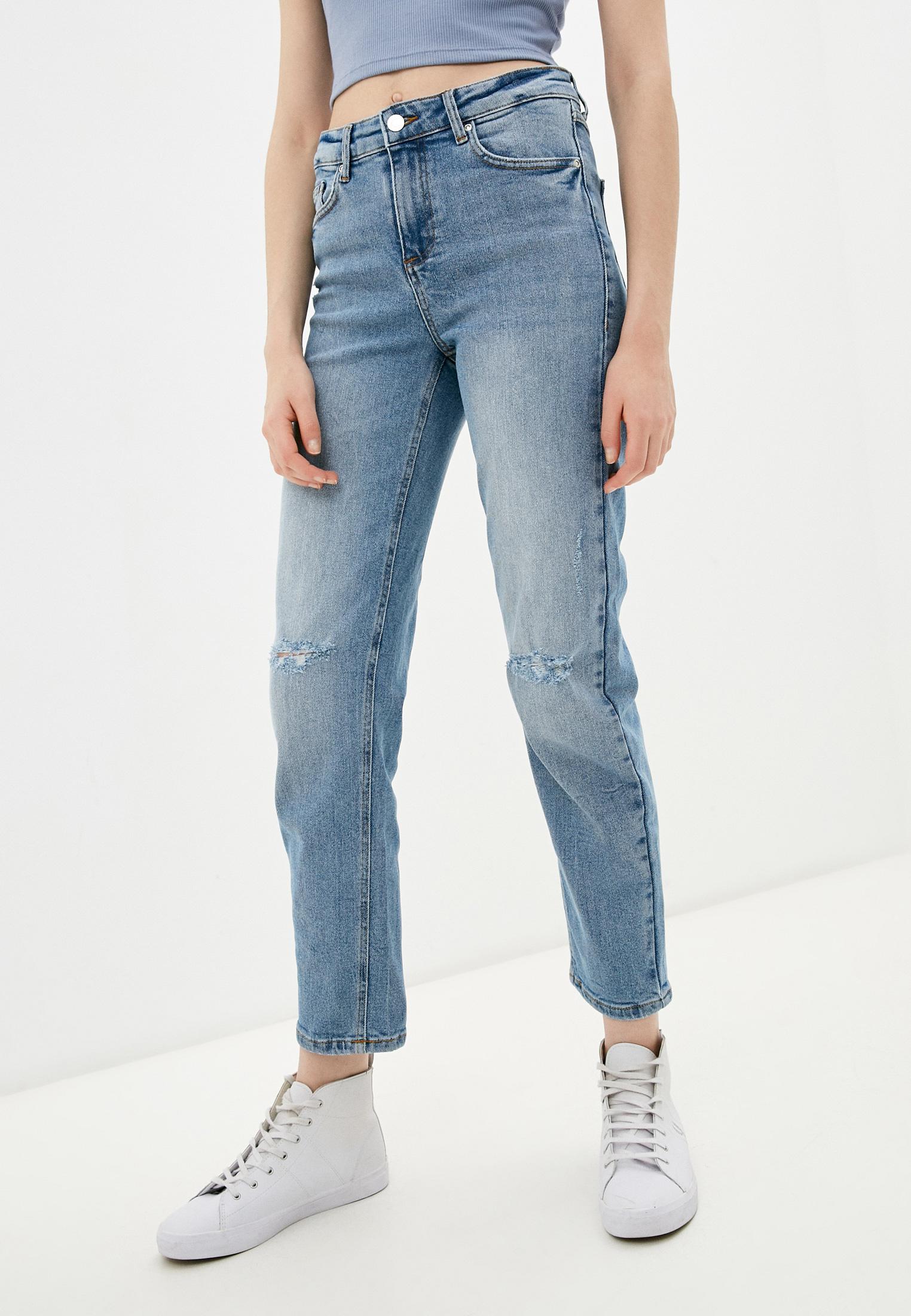 Зауженные джинсы b.young 20809694: изображение 1