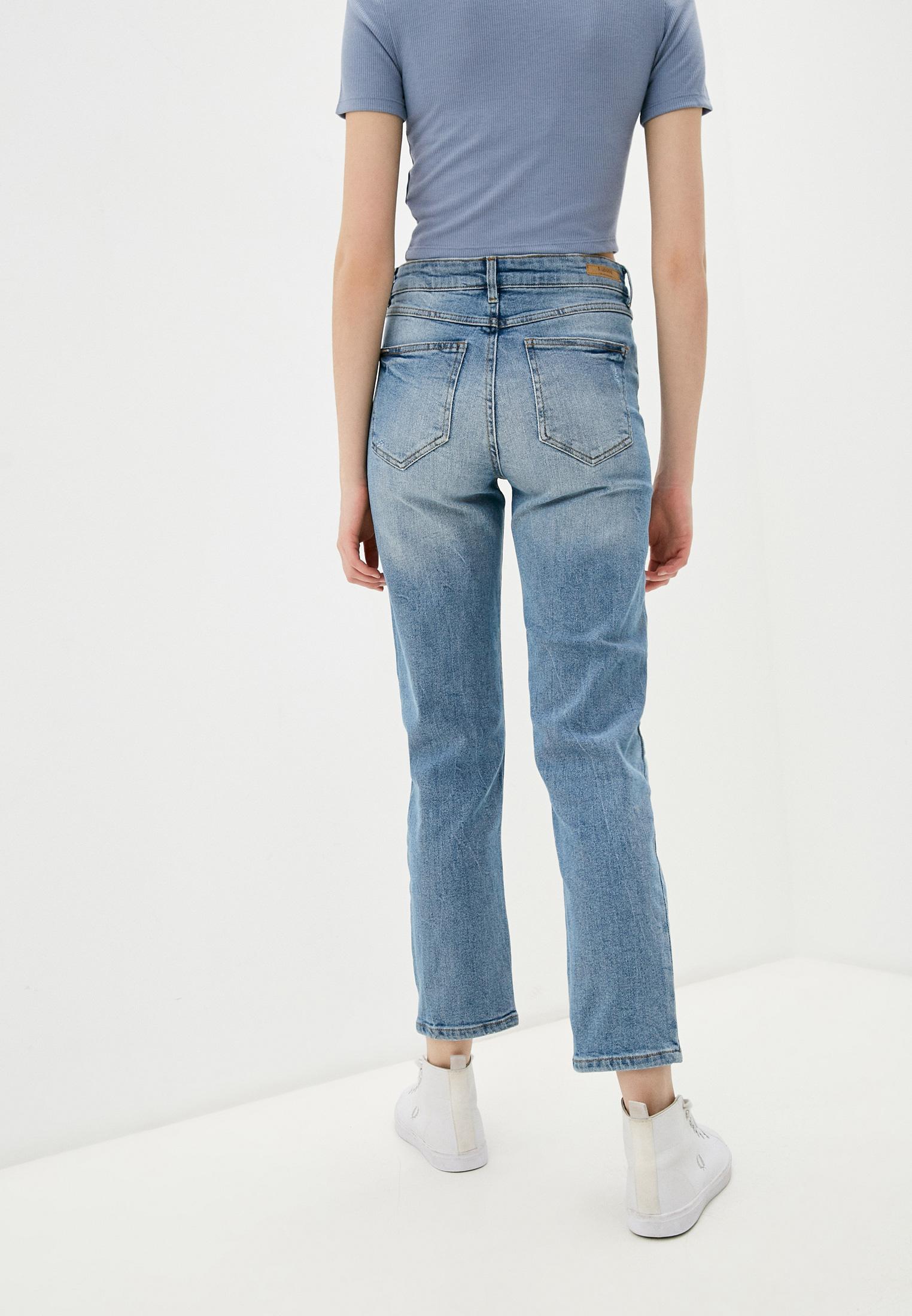 Зауженные джинсы b.young 20809694: изображение 3