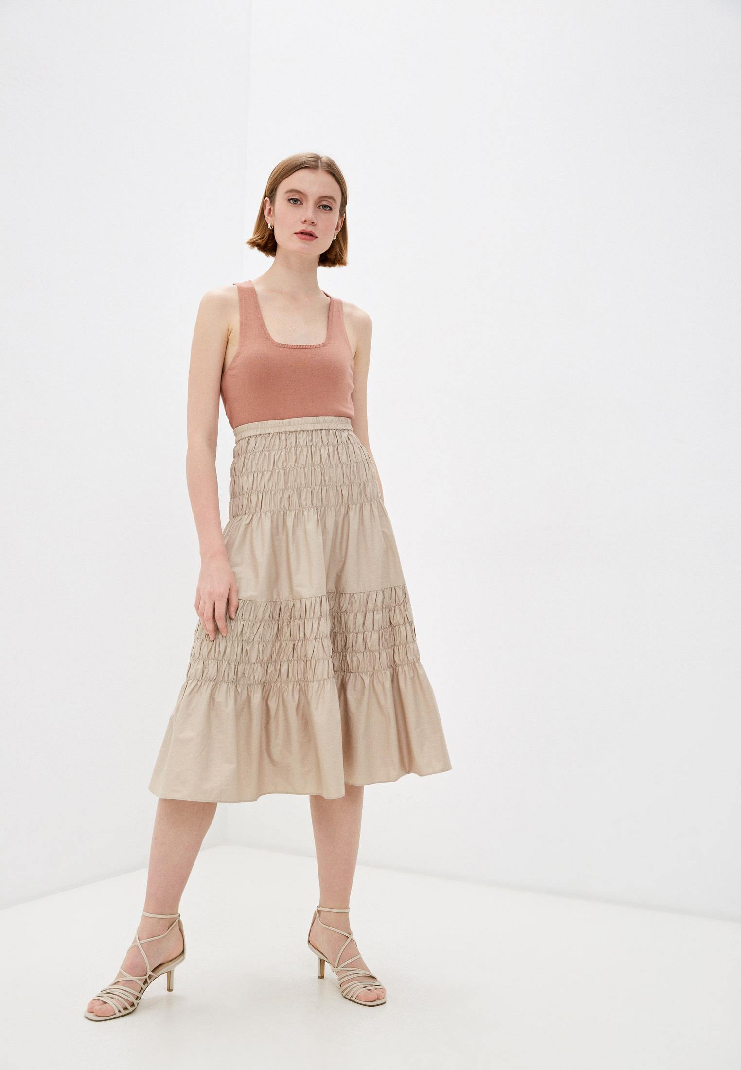 Широкая юбка b.young 20809785: изображение 2