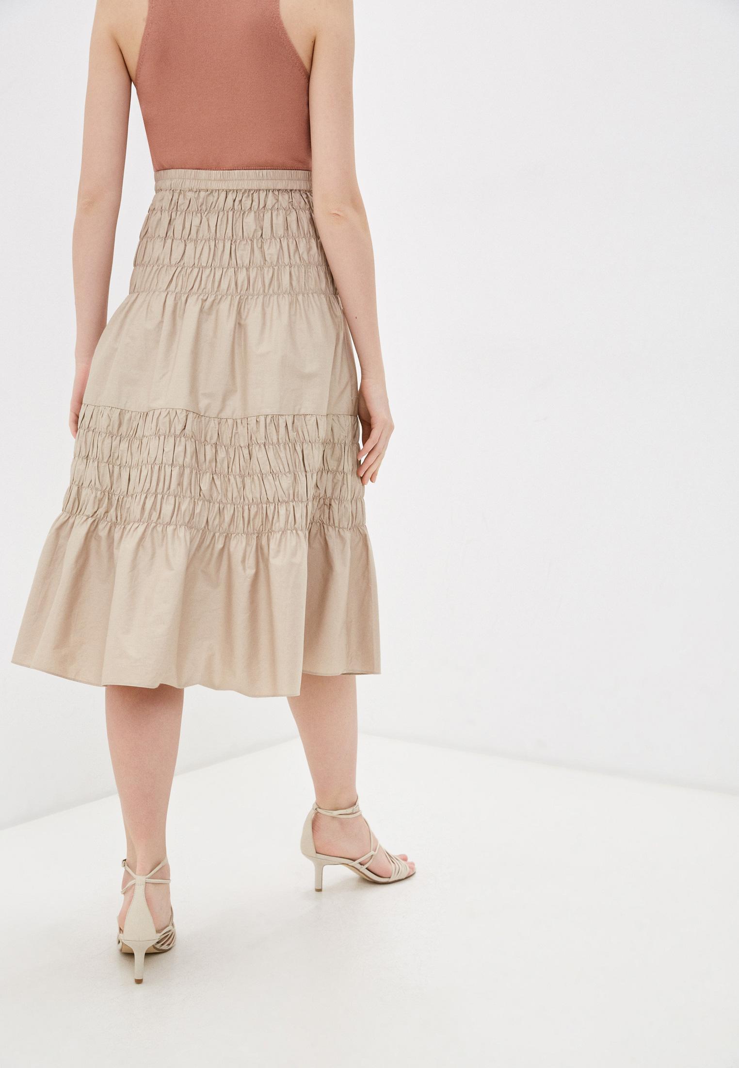 Широкая юбка b.young 20809785: изображение 3
