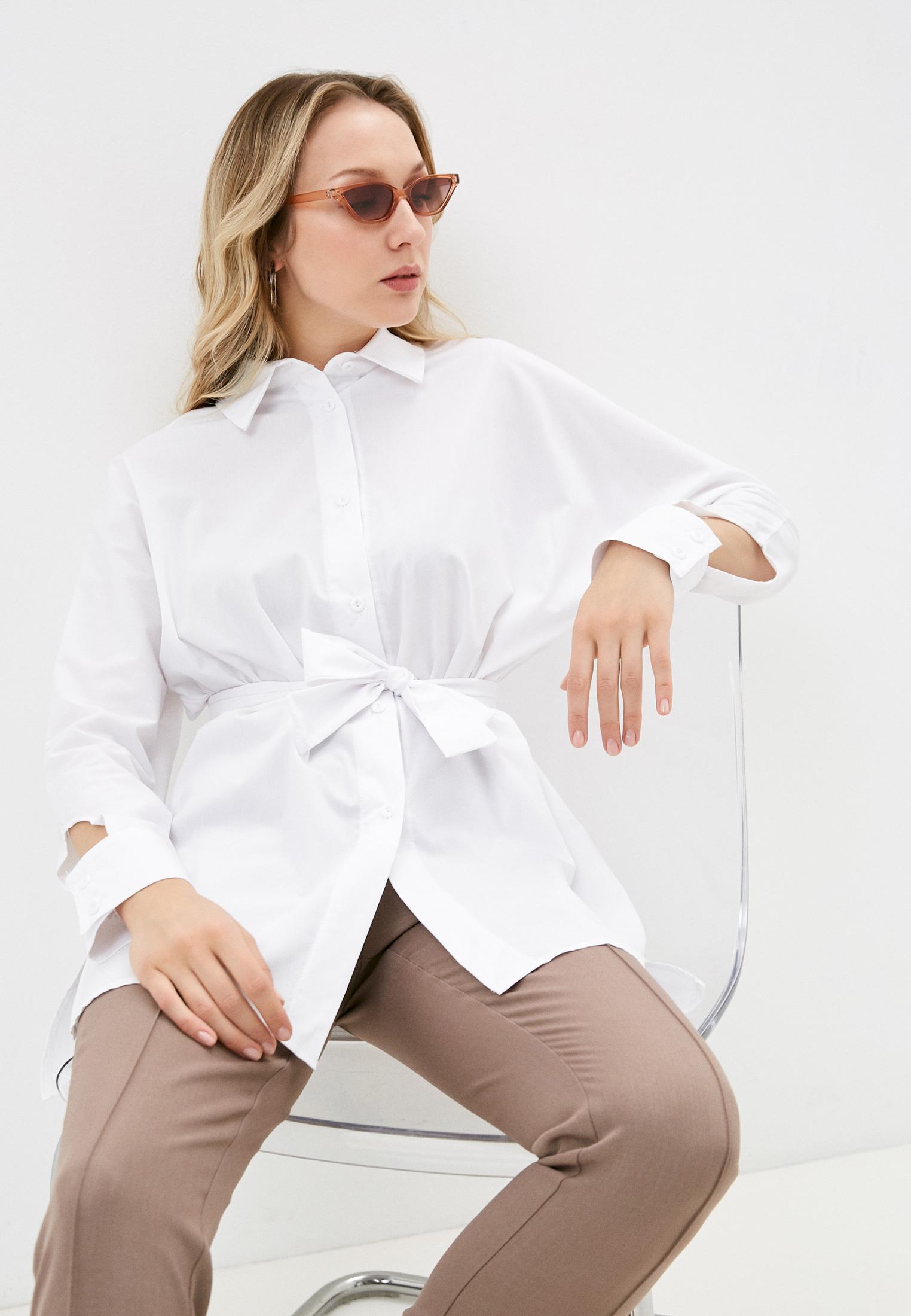 Женские рубашки с длинным рукавом Moki 10648