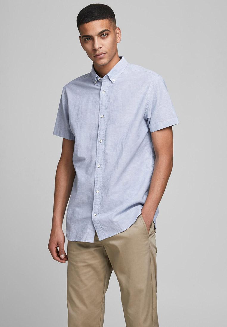 Рубашка с длинным рукавом Jack & Jones (Джек Энд Джонс) 12163857