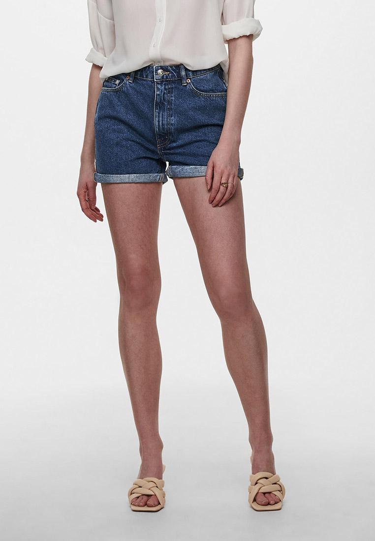Женские джинсовые шорты Only (Онли) Шорты джинсовые Only