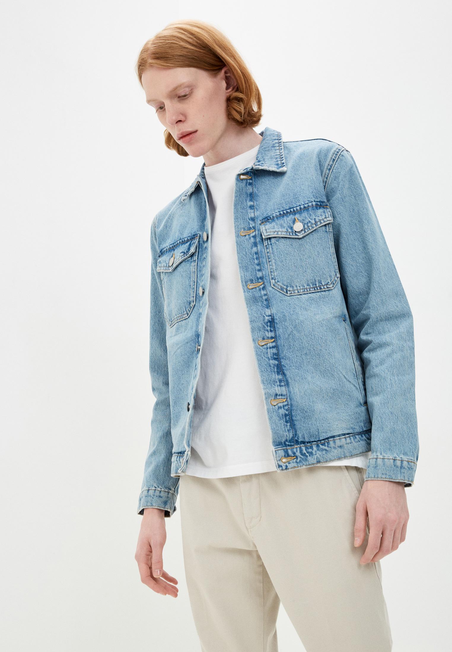 Джинсовая куртка Selected Homme Куртка джинсовая Selected Homme
