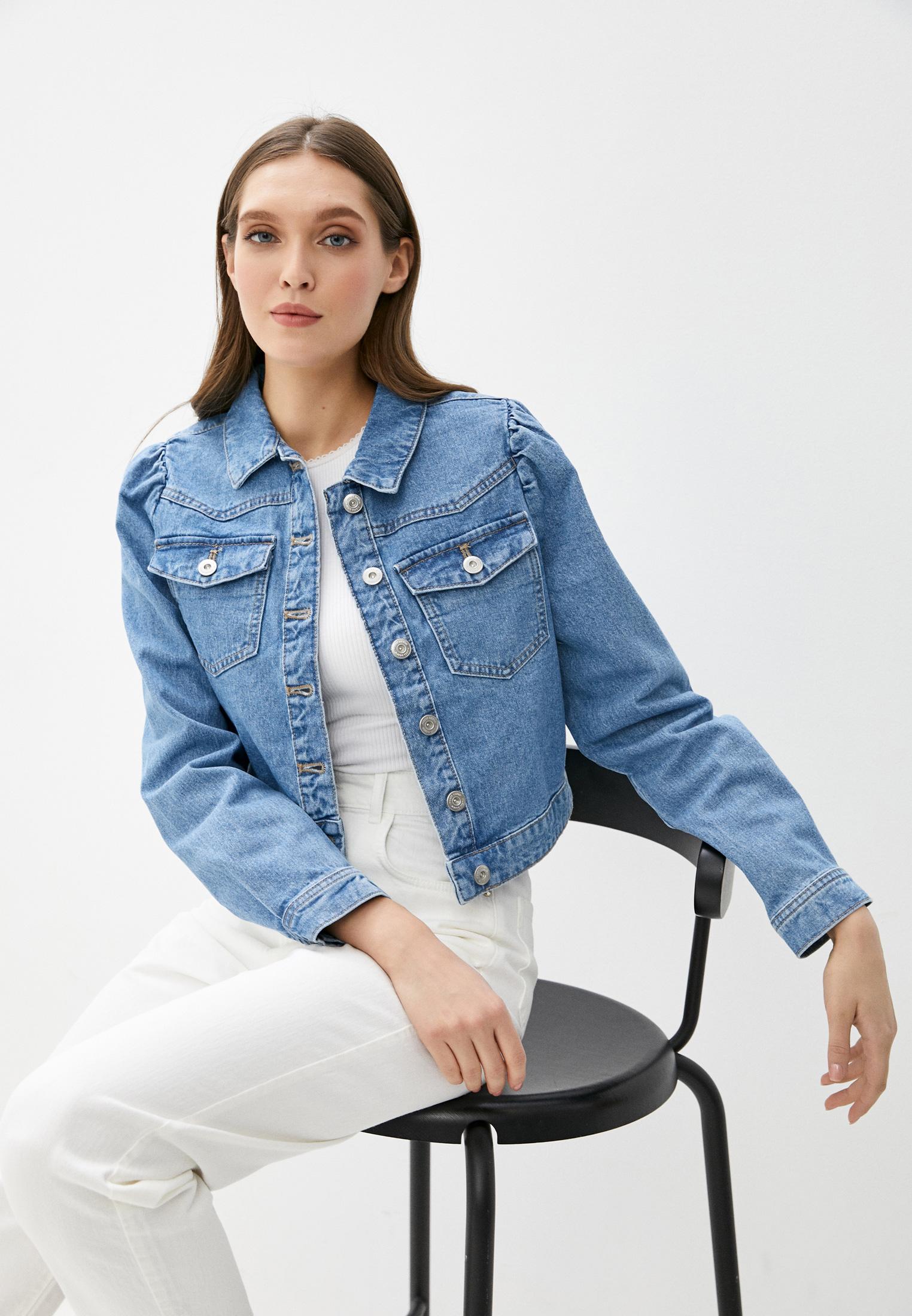 Джинсовая куртка Pieces 17110762