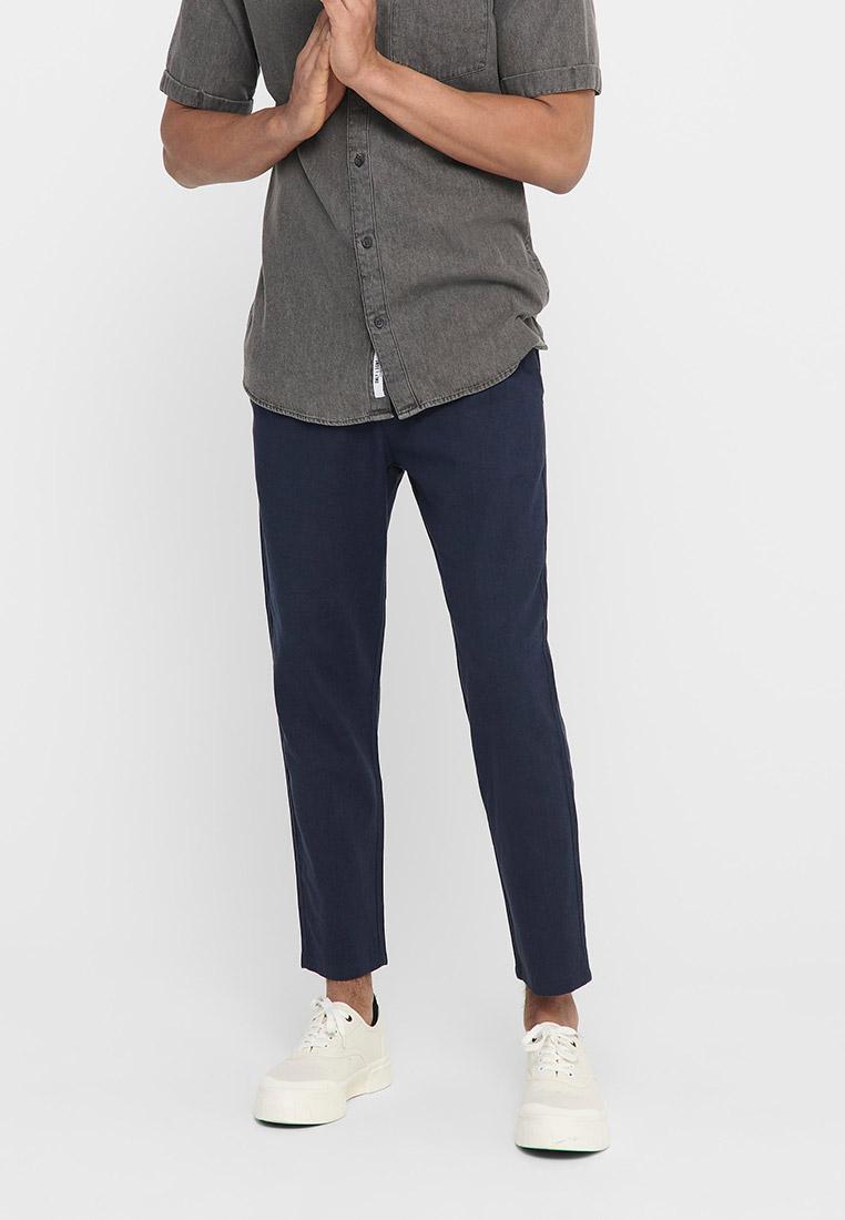 Мужские повседневные брюки Only & Sons (Онли Энд Санс) 22013002