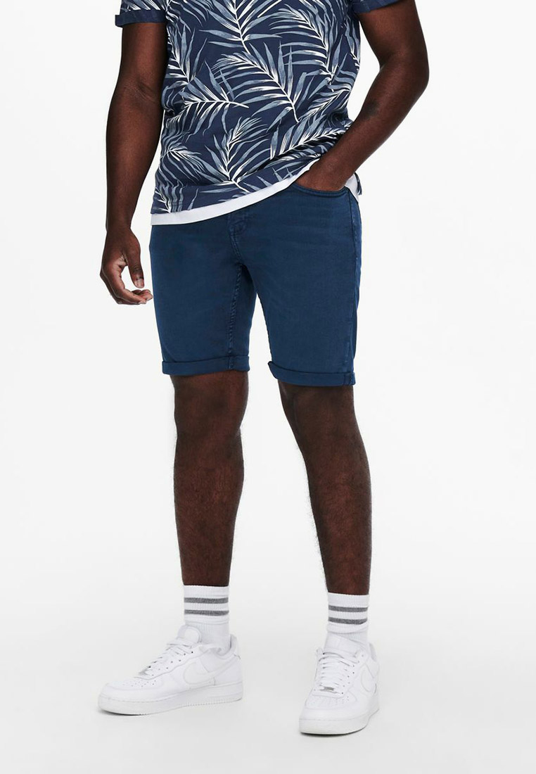 Мужские джинсовые шорты Only & Sons (Онли Энд Санс) 22019198