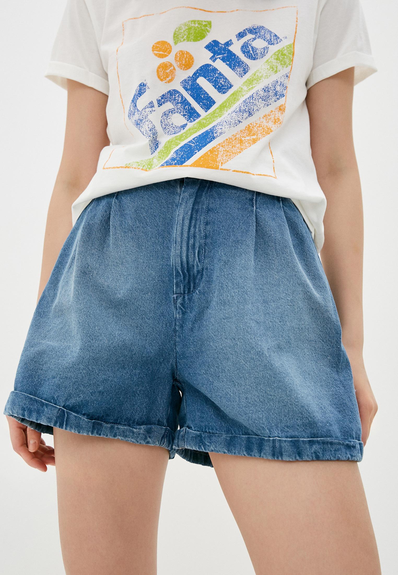 Женские джинсовые шорты Noisy May 27016666