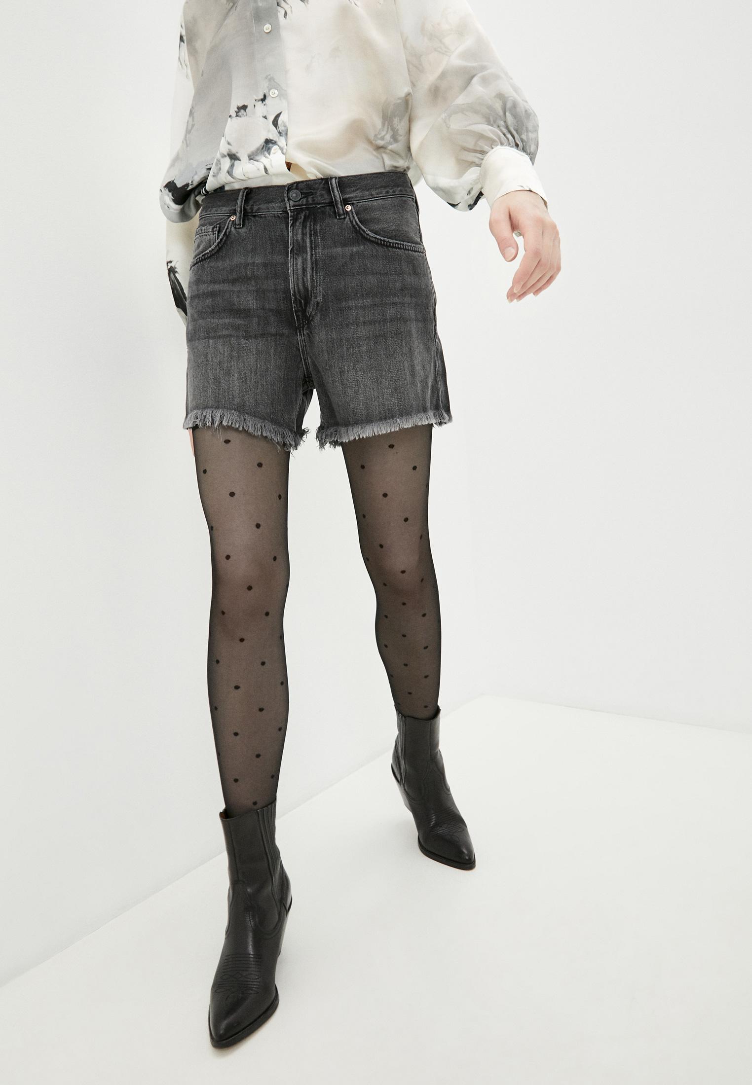 Женские джинсовые шорты AllSaints WE114S